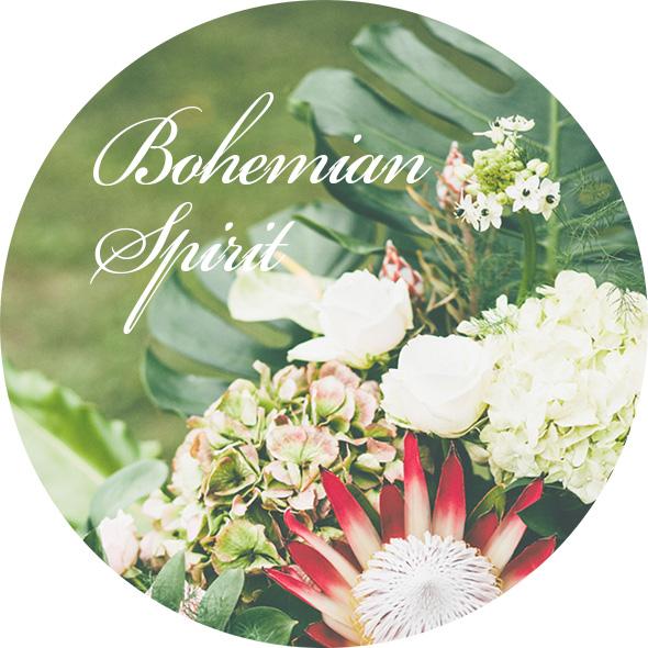 BOHEMIAN SPIRIT  波西米亞人