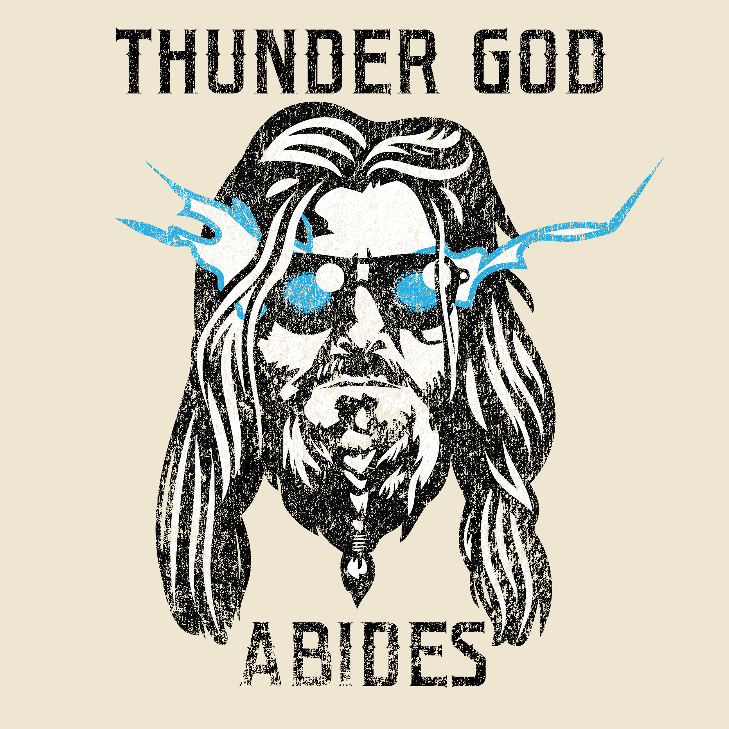 Thunder God Abides