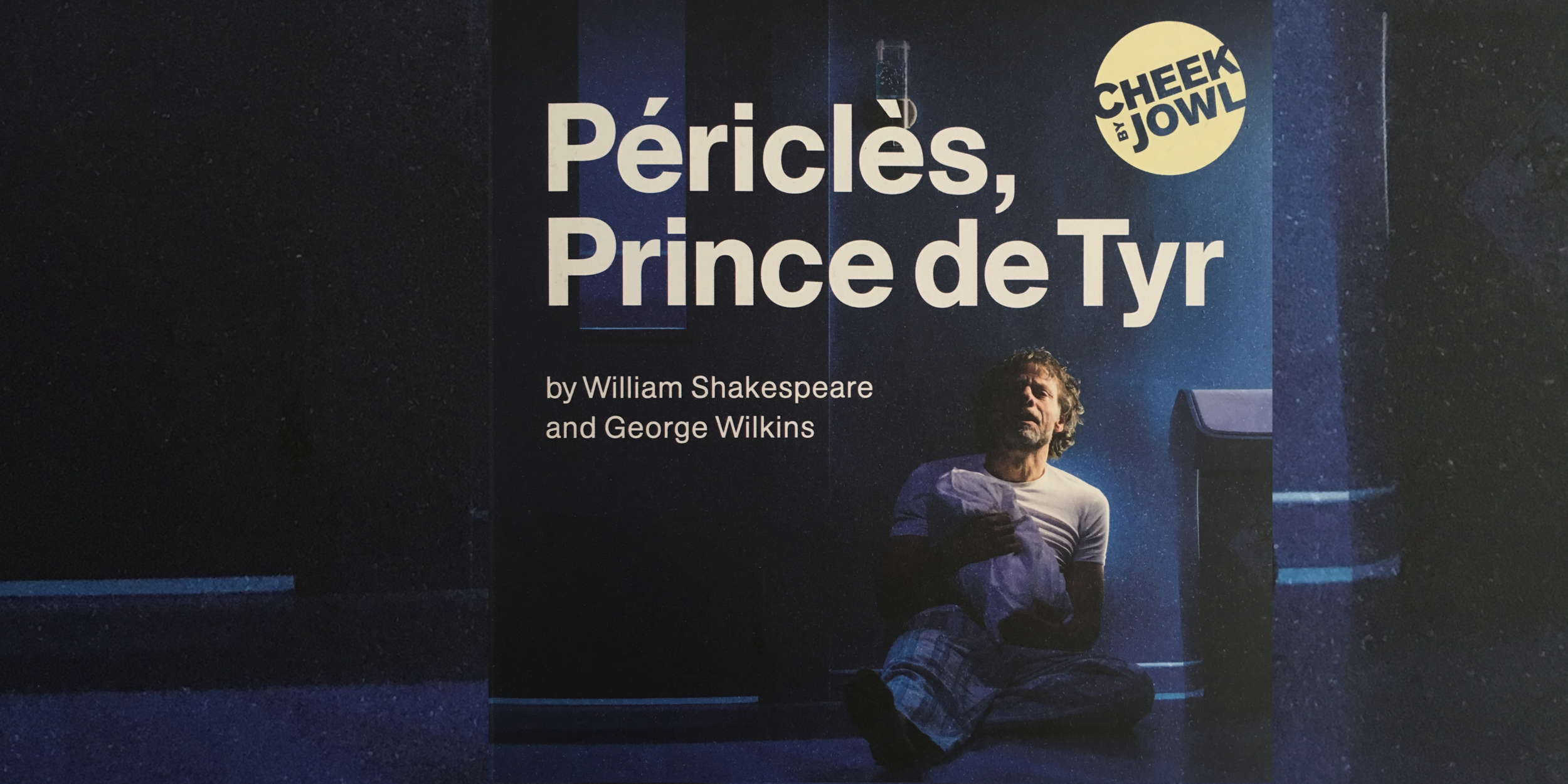 © Cheek By Jowl,  Périclès, Cheek By Jowl  [programme image used to create banner image]