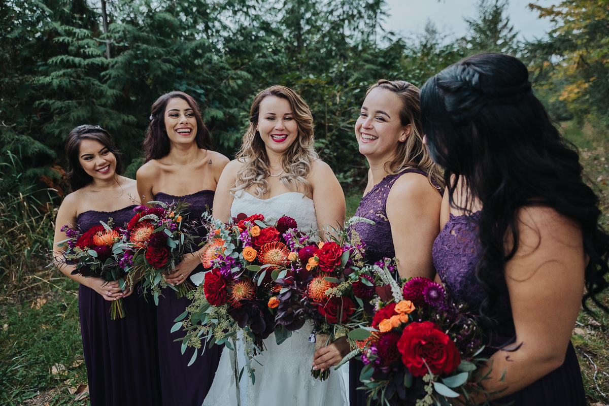 Fall Fraser River Lodge Rustic Wedding - Purple, Plaid, Wood, Red (145 of 225).JPG