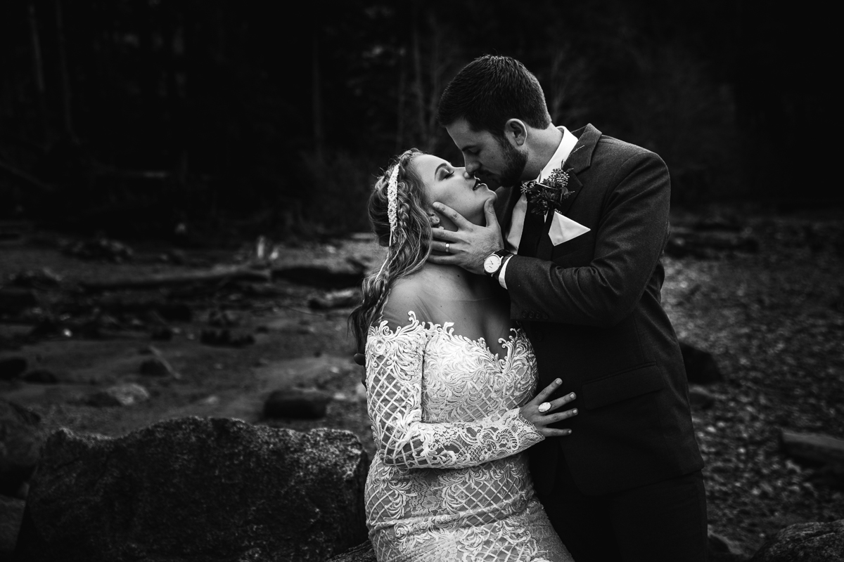 WEB BW Jones Lake, Styled Mountain Wedding Shoot Mimsical Photography (1 of 1).JPG