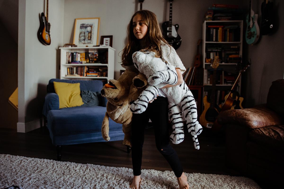 In Home Dinner Time Documentary Blended Family -13-013.JPG