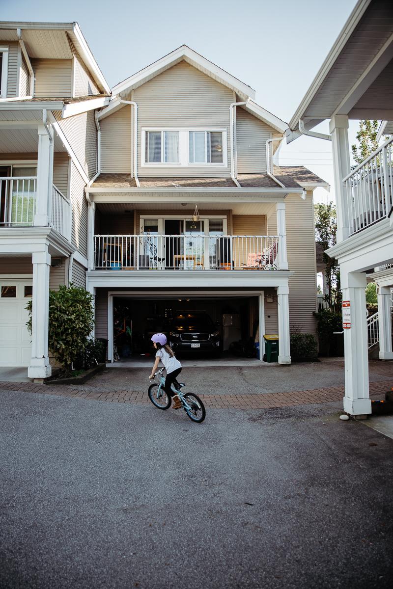 In Home Dinner Time Documentary Blended Family -31-031.JPG