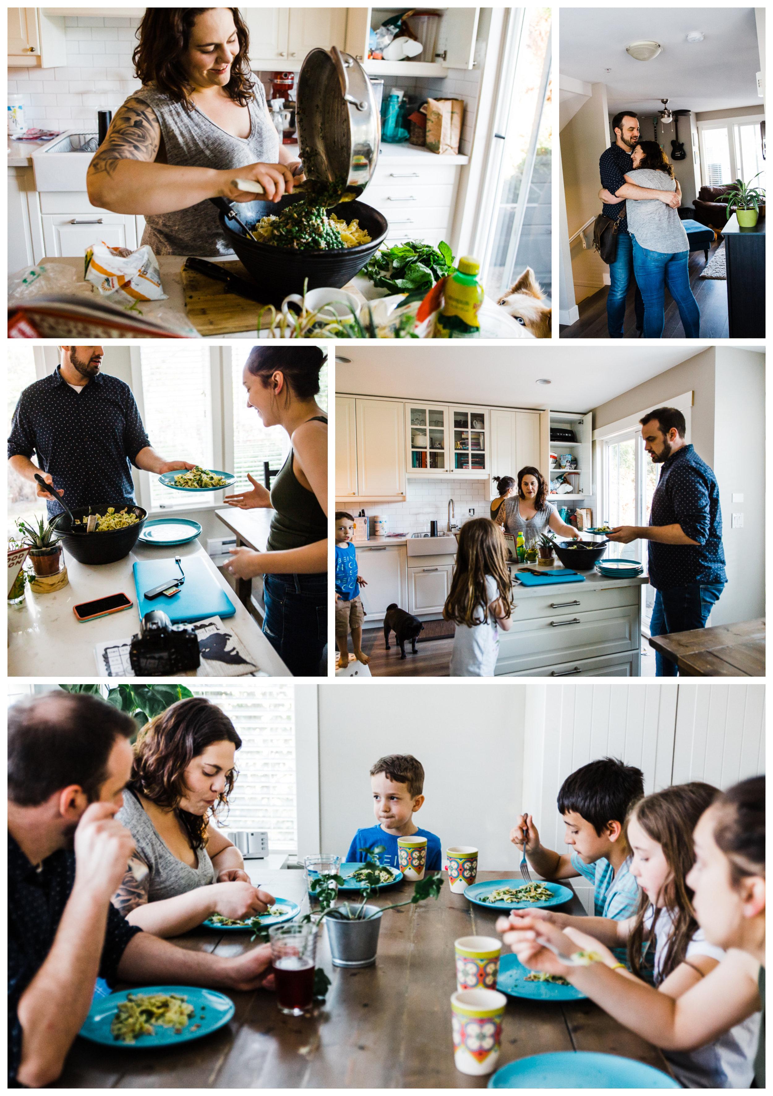 in home serving dinner blended family.jpg