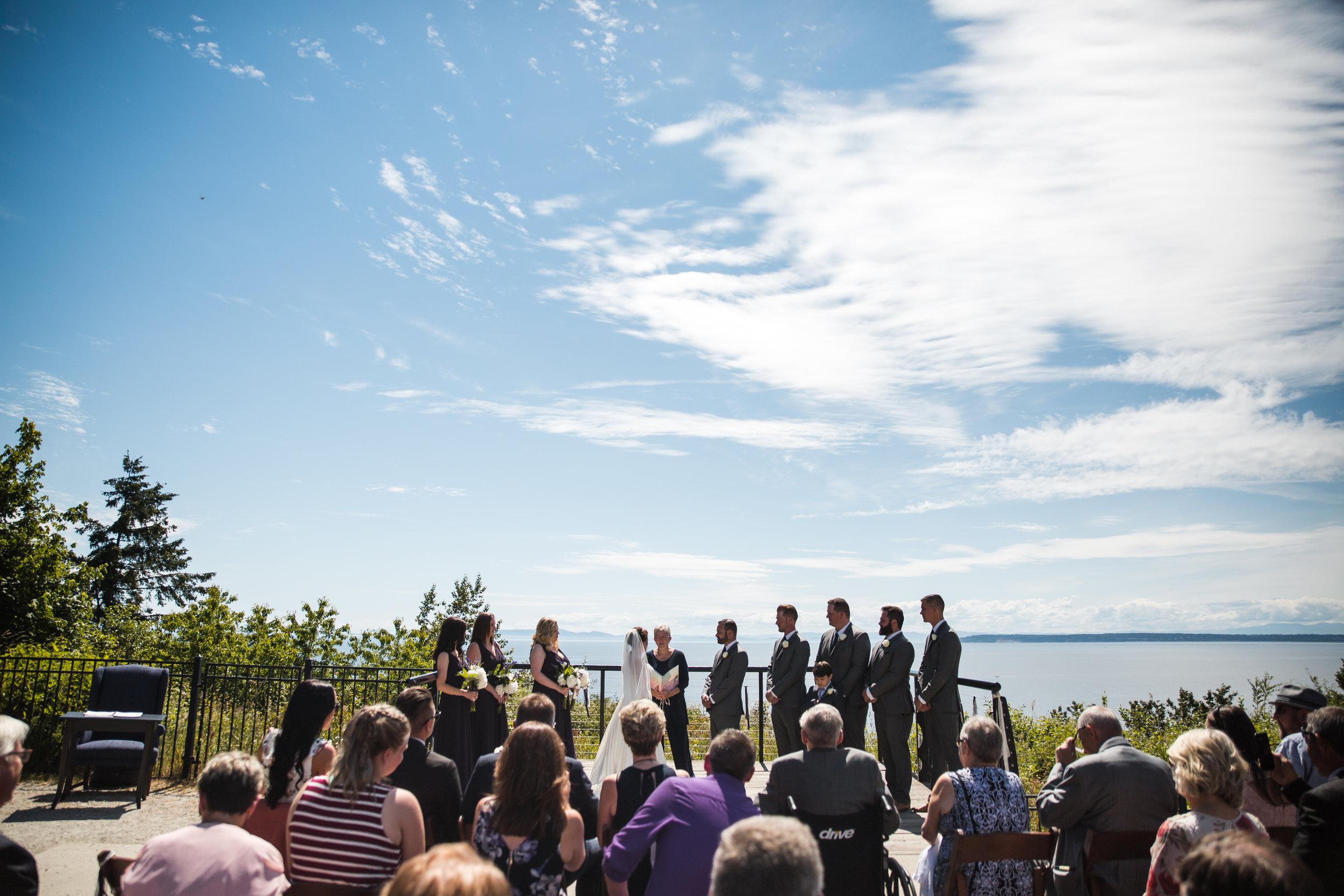 kwomais point park outdoor wedding photographer