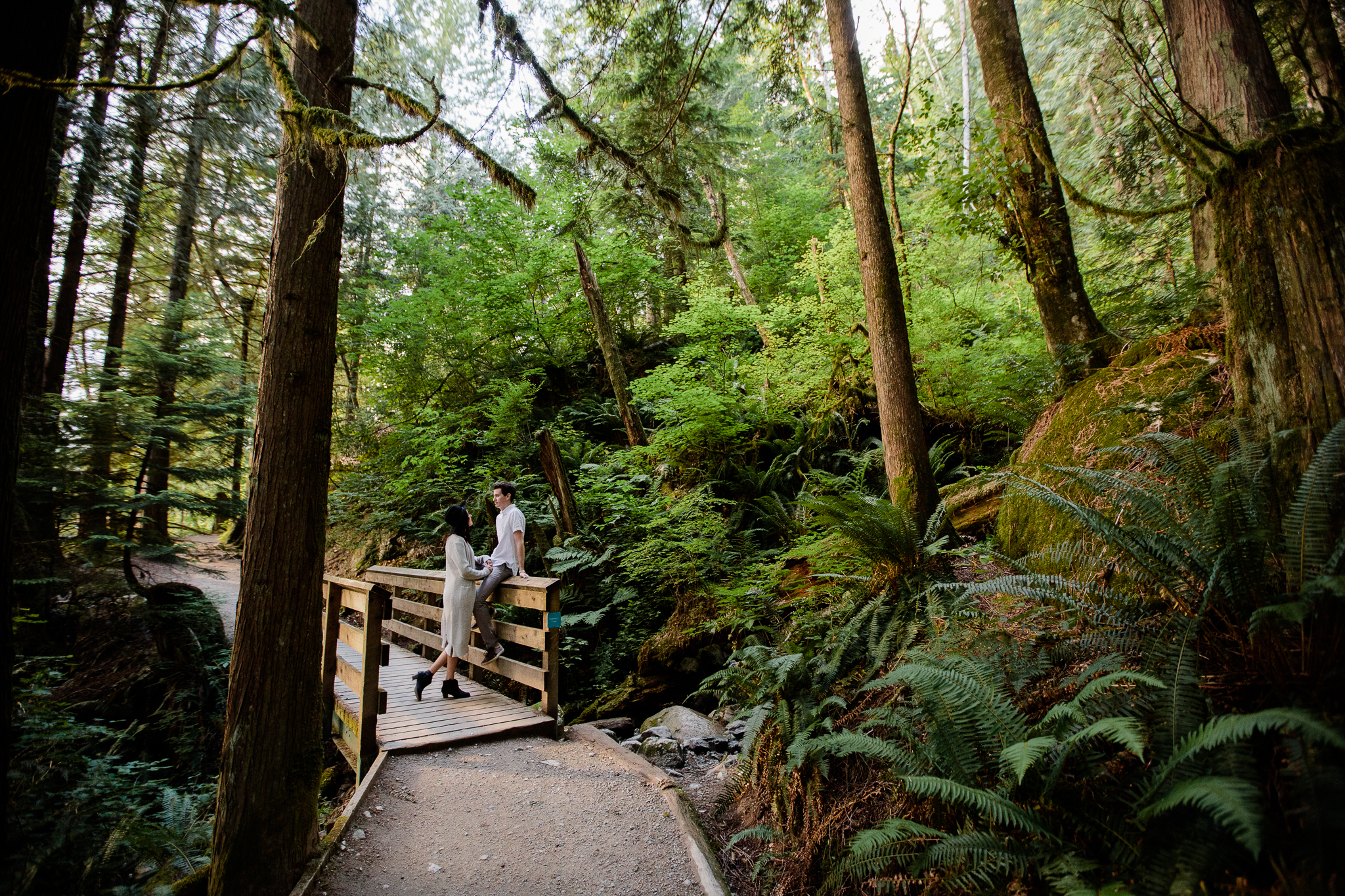 Photo of Buntzen Lake Anmore British Columbia Landscape Best Fun Engagement Photographer Port Moody Wedding Sunset Romantic Couple Photos 029.jpg