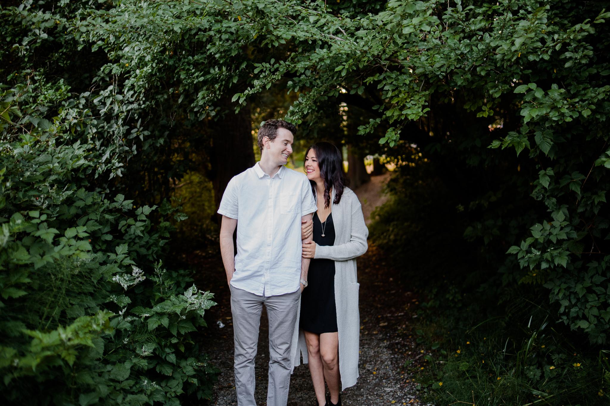 Photo of Buntzen Lake Anmore British Columbia Landscape Best Fun Engagement Photographer Port Moody Wedding Sunset Romantic Couple Photos 117.jpg