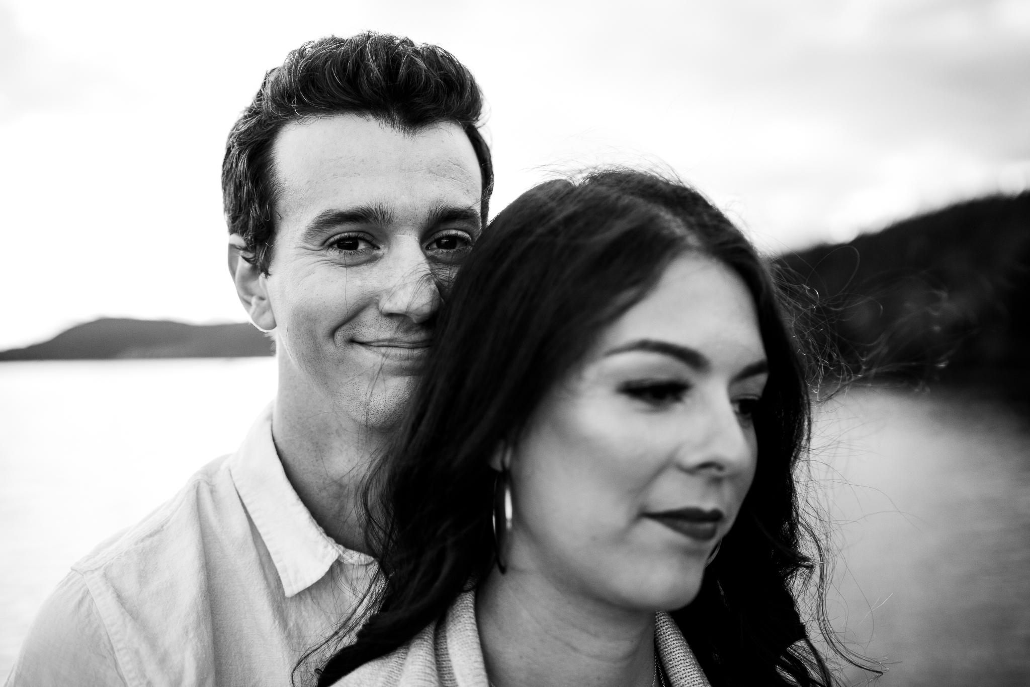 Photo of Buntzen Lake Anmore British Columbia Landscape Best Fun Engagement Photographer Port Moody Wedding Sunset Romantic Couple Photos 168.jpg