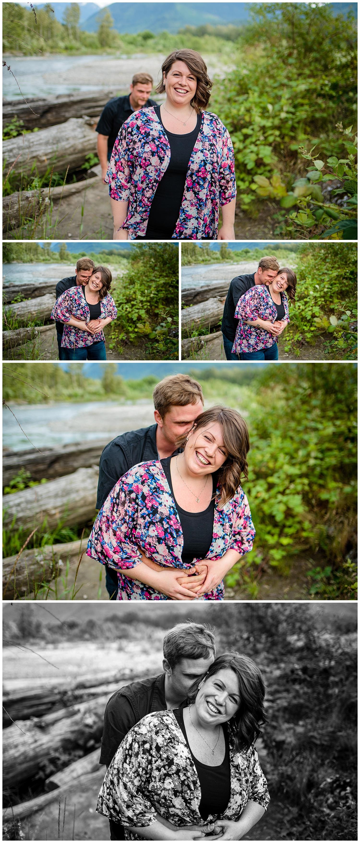 Chilliwack River Bank Mountain Chilliwack Fun  Engagement Photographer 078_collage.jpg