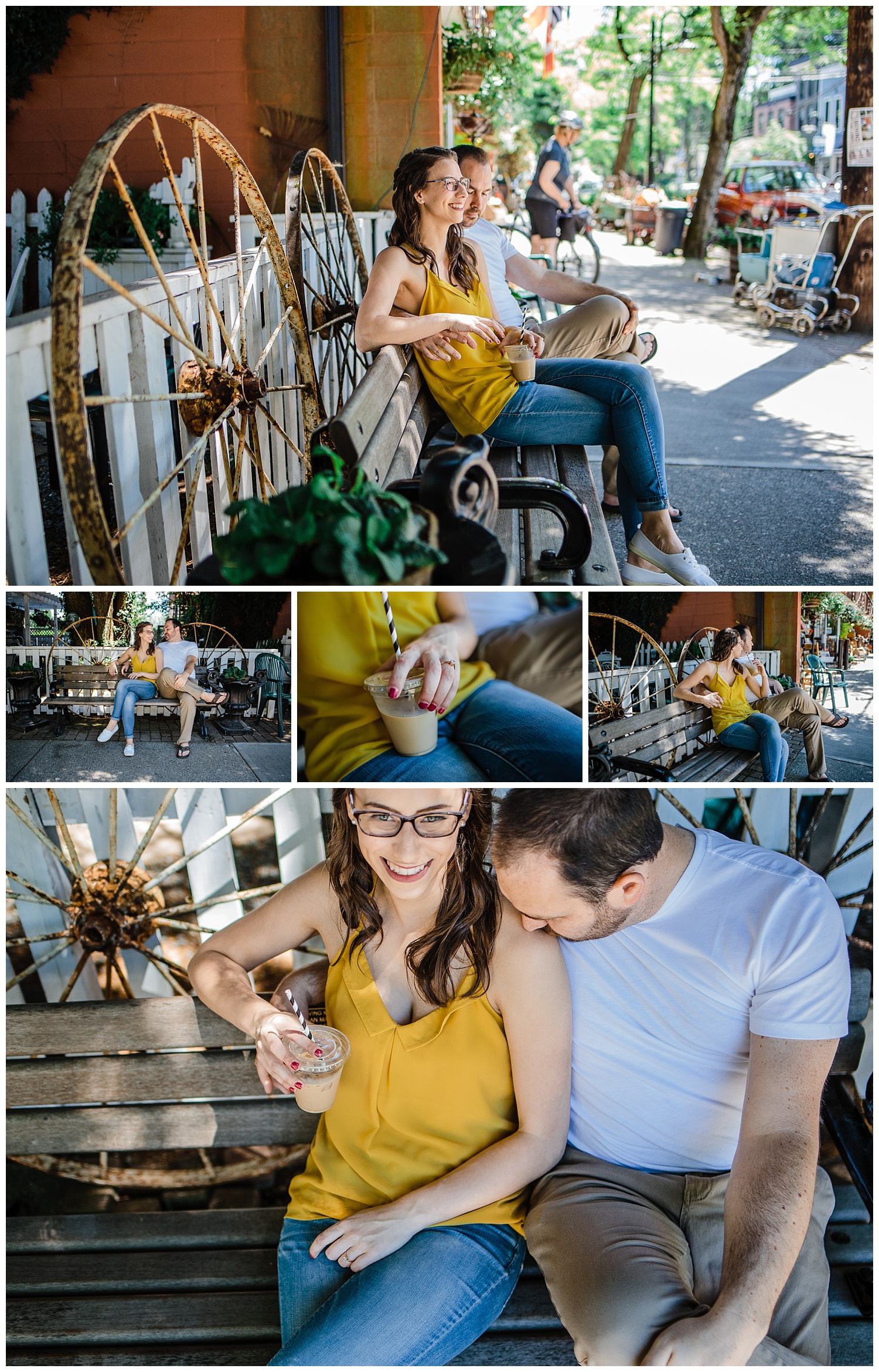 Krause Berry Farm Documentary Fun Engagement Photographer Fort Langley  Mustard Yellow City -183_collage.jpg