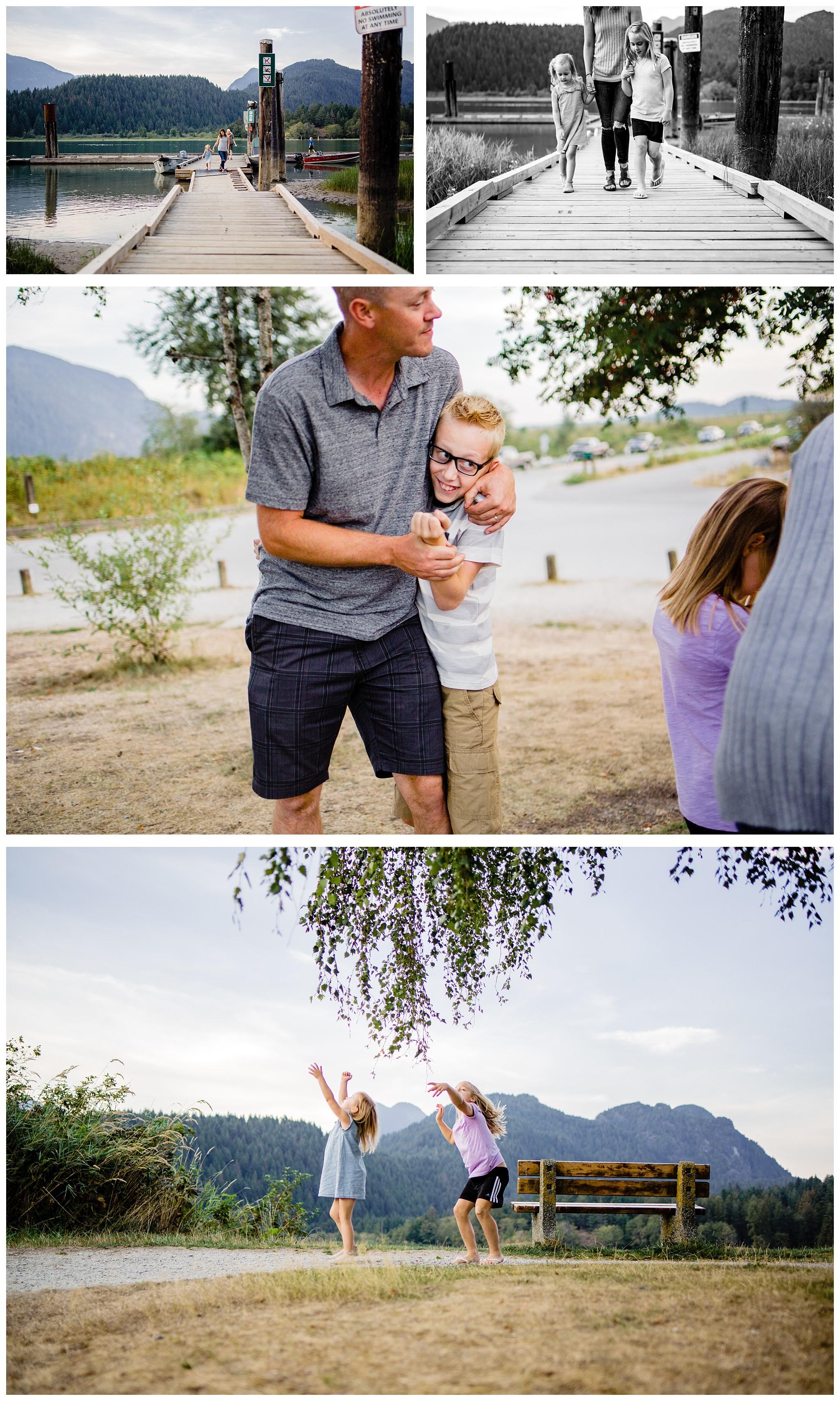 Pitt Lake Documentary Family Photographer Bubbles Mud Family of 6 Boys Girls Children_0098.jpg