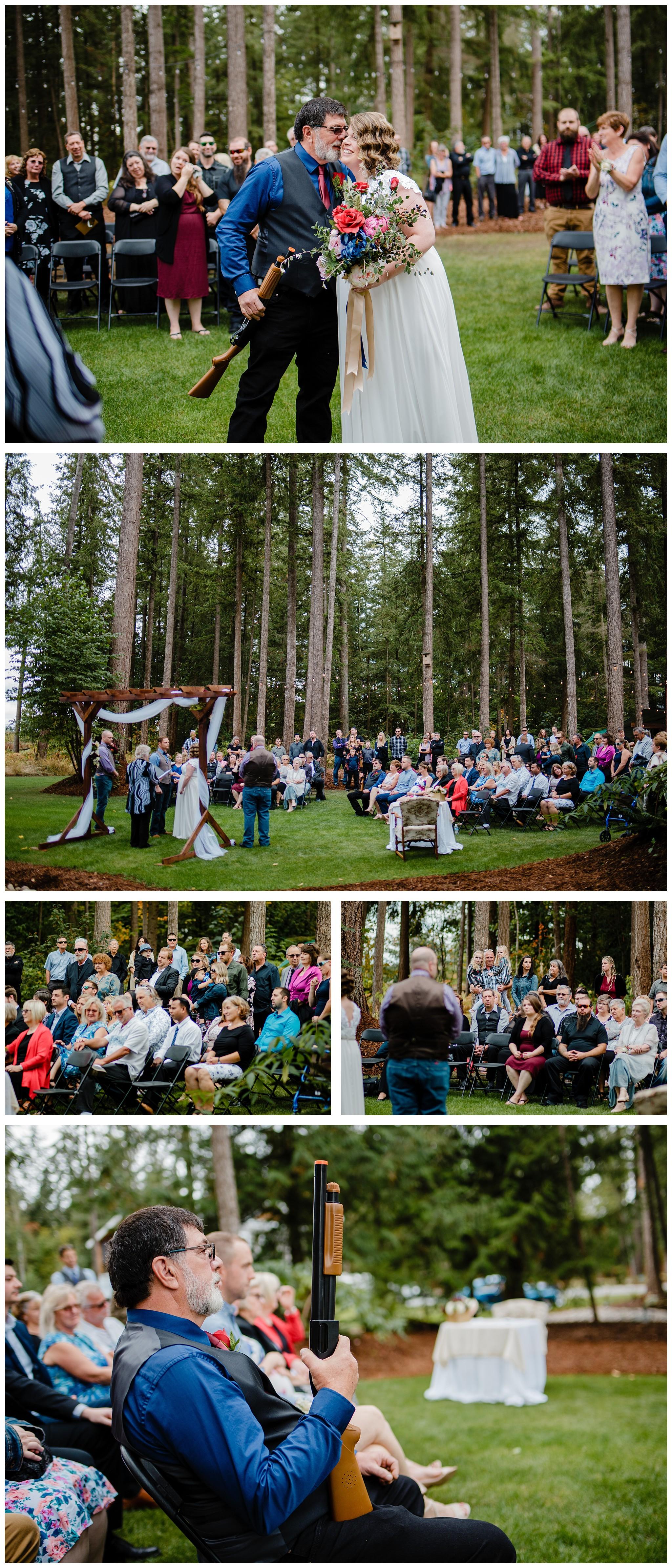 Aldergrove Park Fall Backyard Wedding Photographer Pregnant Bride Tent Outdoor BC Canada Best Wedding Photographer_0036.jpg