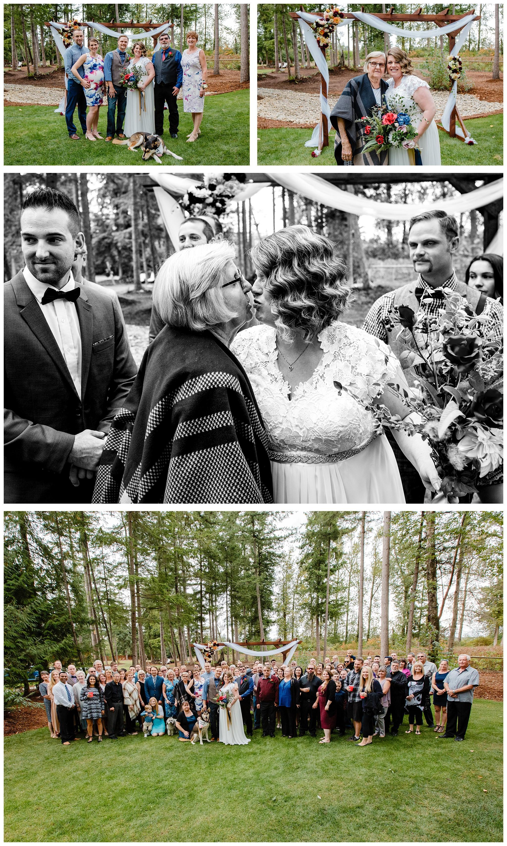 Aldergrove Park Fall Backyard Wedding Photographer Pregnant Bride Tent Outdoor BC Canada Best Wedding Photographer_0040.jpg