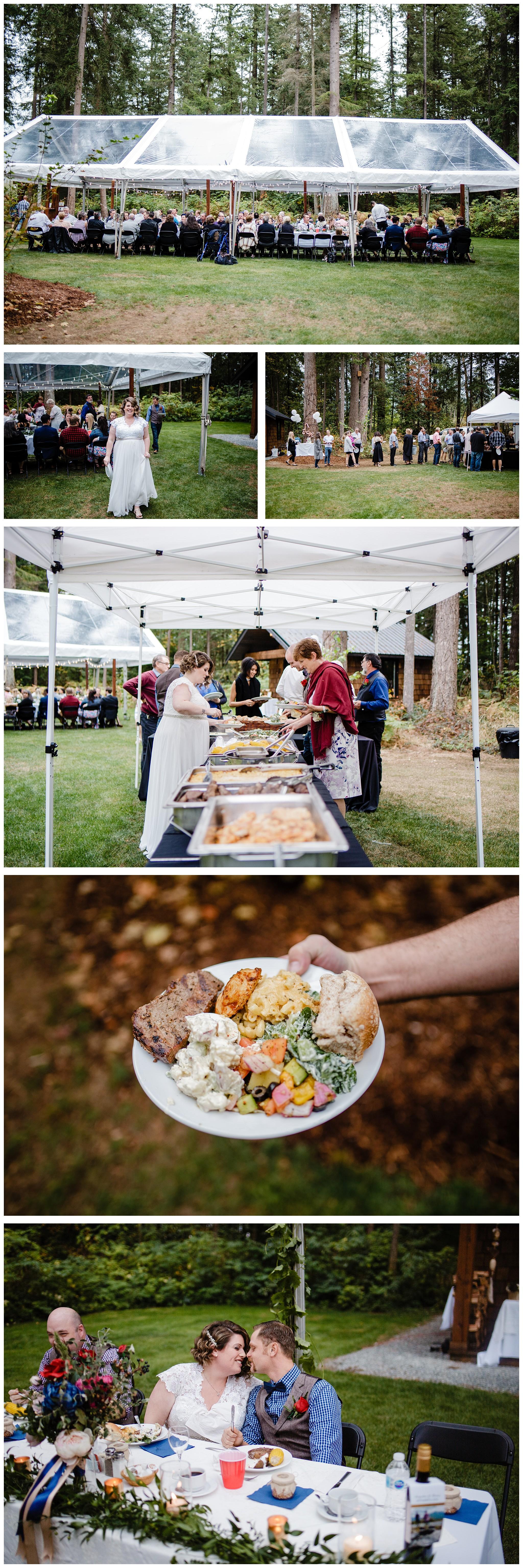 Aldergrove Park Fall Backyard Wedding Photographer Pregnant Bride Tent Outdoor BC Canada Best Wedding Photographer_0046.jpg