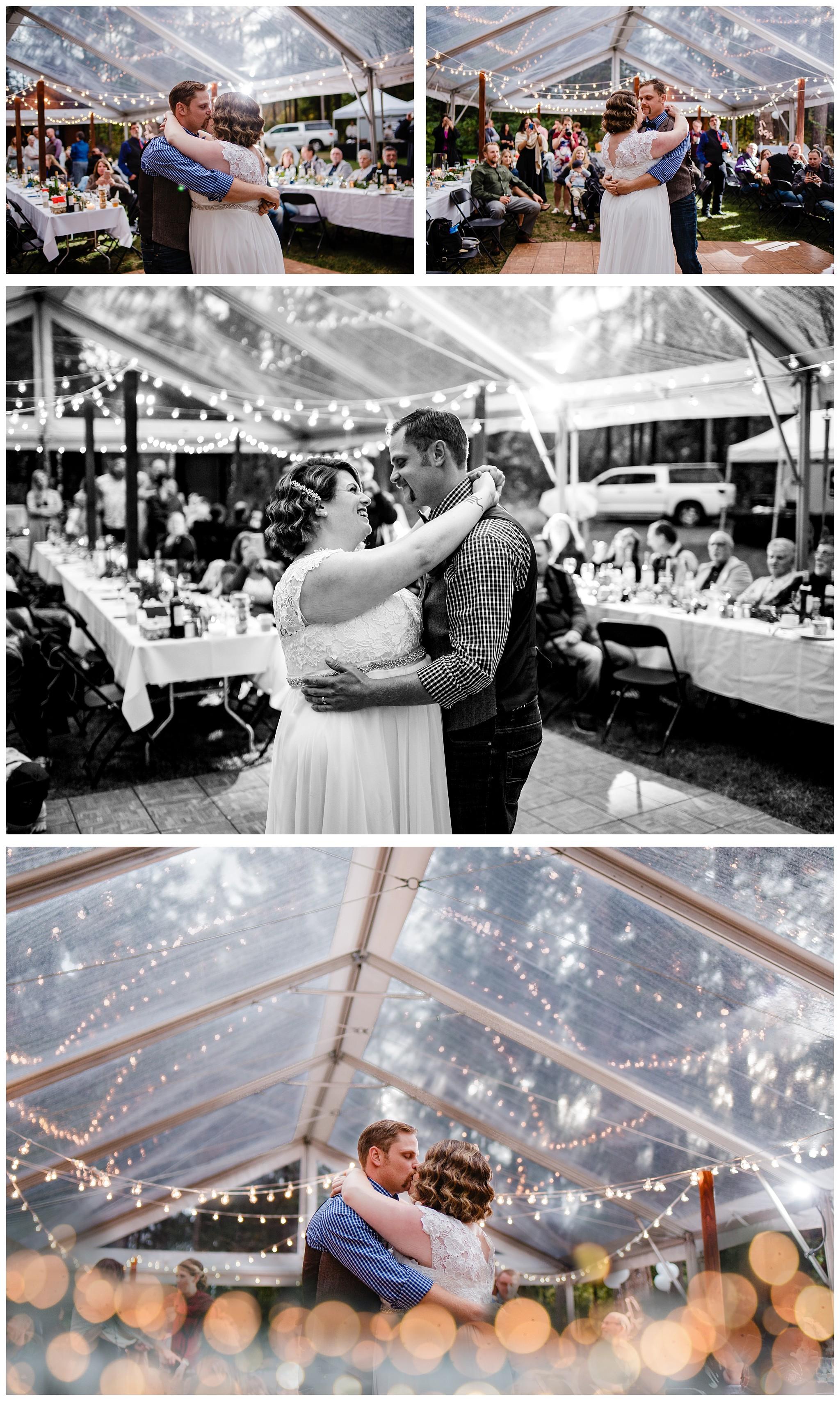 Aldergrove Park Fall Backyard Wedding Photographer Pregnant Bride Tent Outdoor BC Canada Best Wedding Photographer_0051.jpg