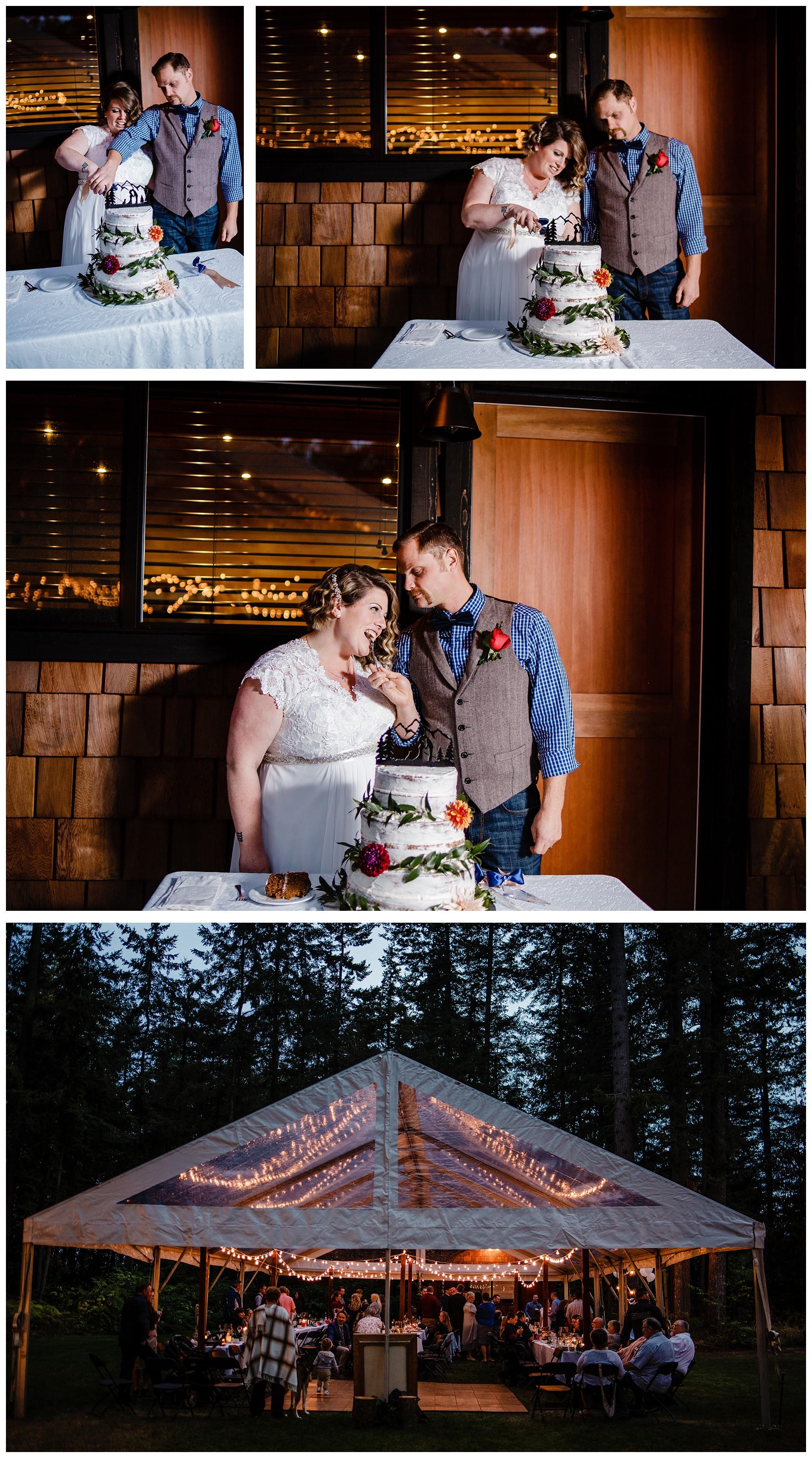 Aldergrove Park Fall Backyard Wedding Photographer Pregnant Bride Tent Outdoor BC Canada Best Wedding Photographer_0054.jpg