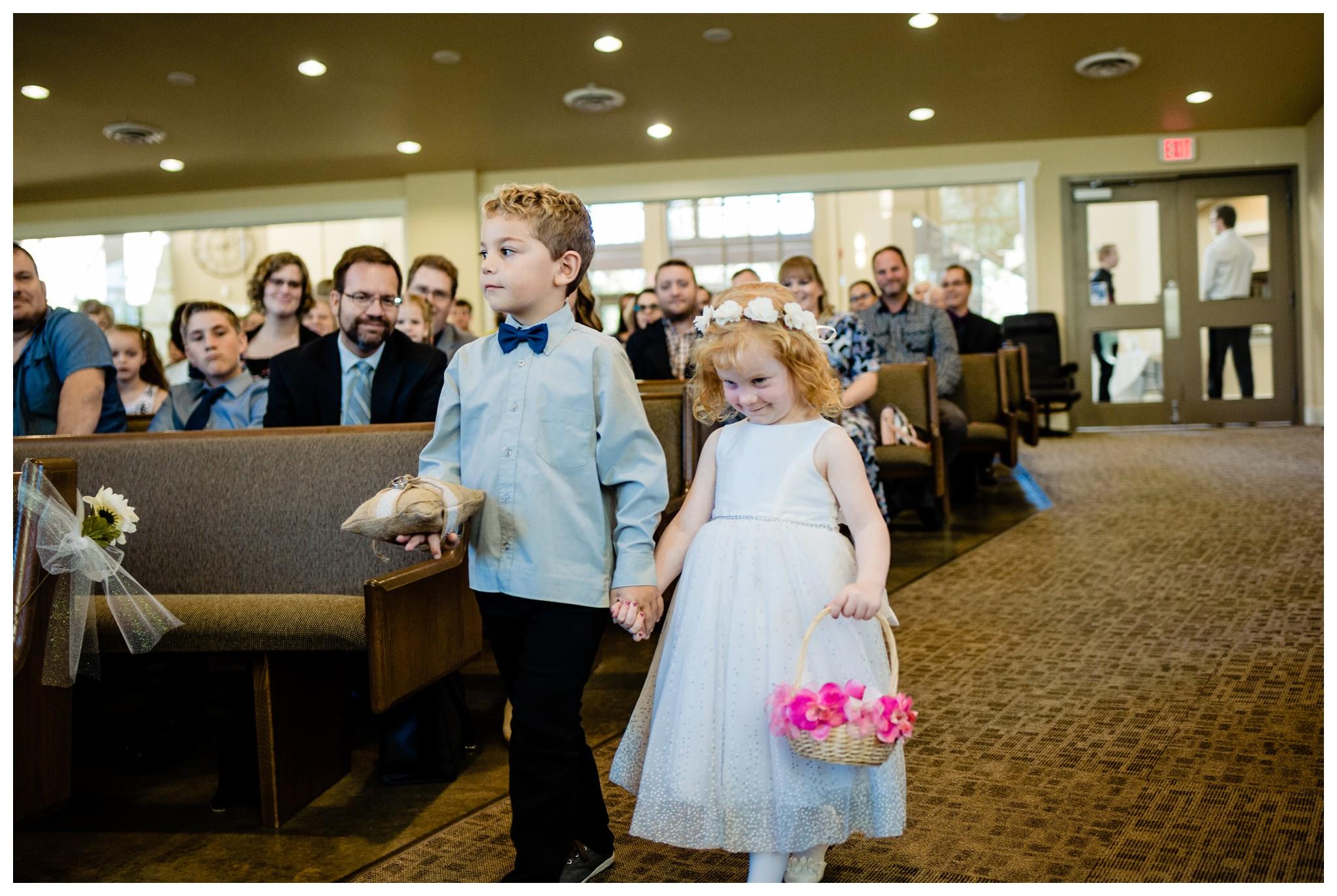 Aldergrove Park Christian Church Wedding Photography Pink Flowers Blue Bridesmaid Dress Fall_0056.jpg