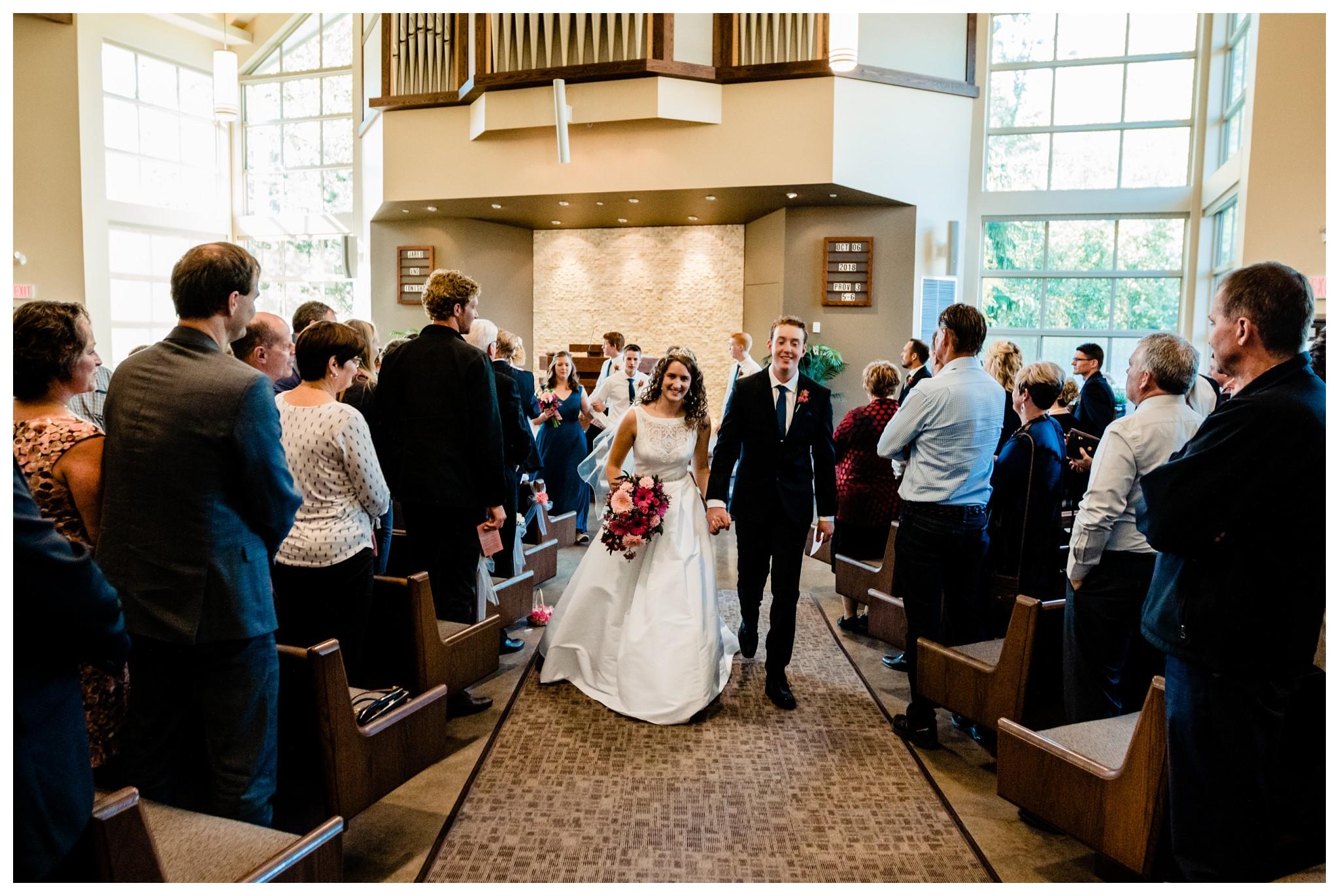 Aldergrove Park Christian Church Wedding Photography Pink Flowers Blue Bridesmaid Dress Fall_0074.jpg