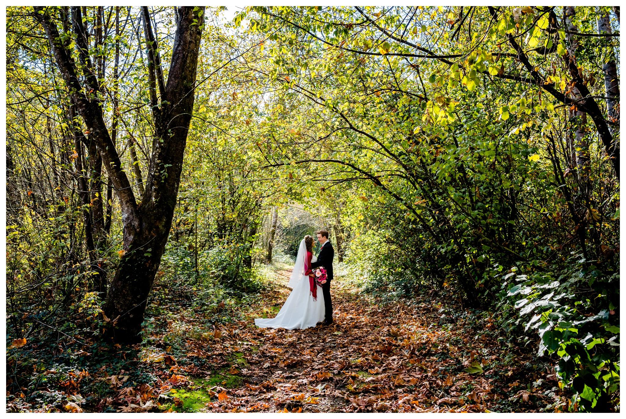 Aldergrove Park Christian Church Wedding Photography Pink Flowers Blue Bridesmaid Dress Fall_0086.jpg