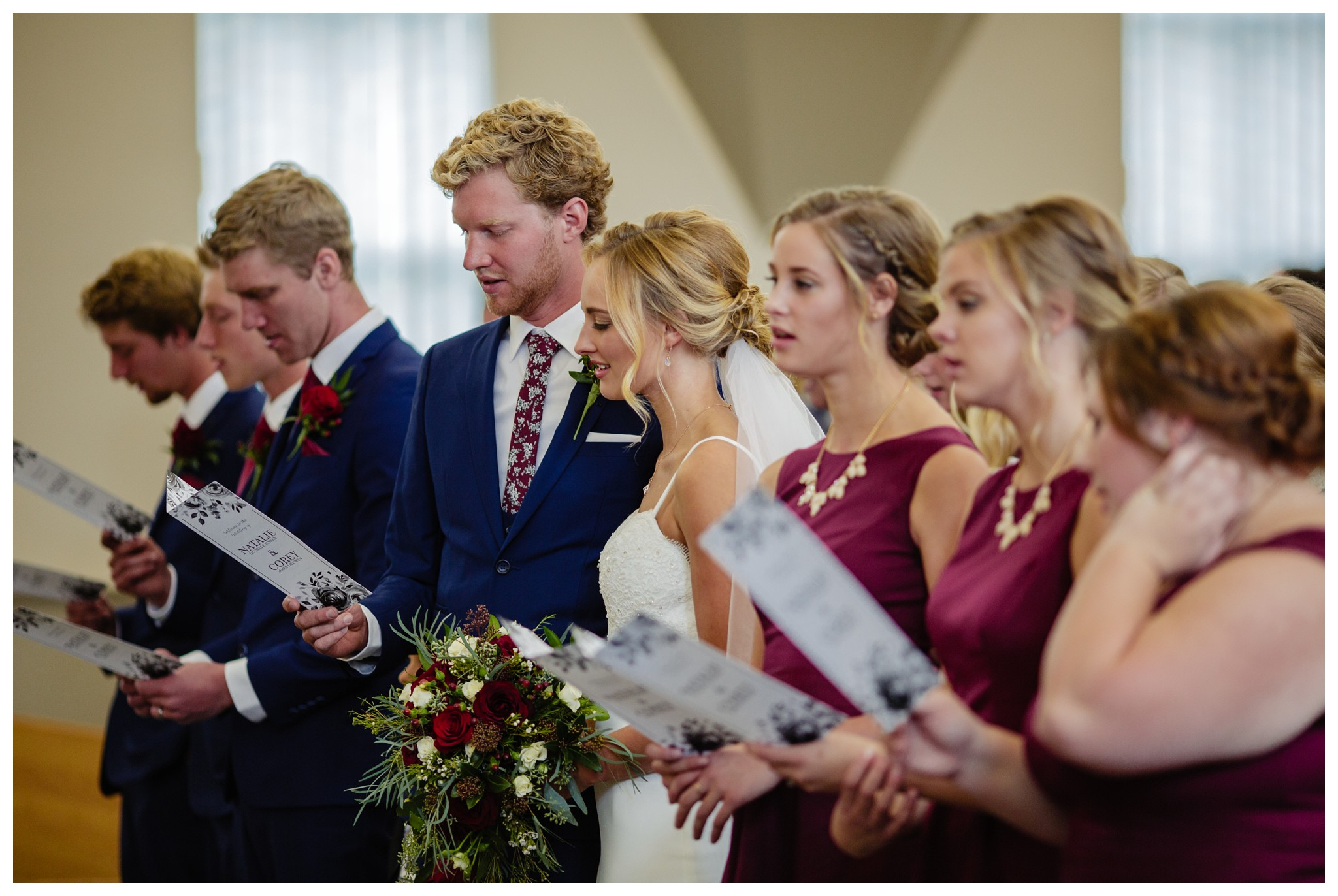 Campbell Valley Park Wedding Photographer Canadian Reformed Church Willoughby Heights Christian Fall Burgundy Navy Roses Wedding_0032.jpg