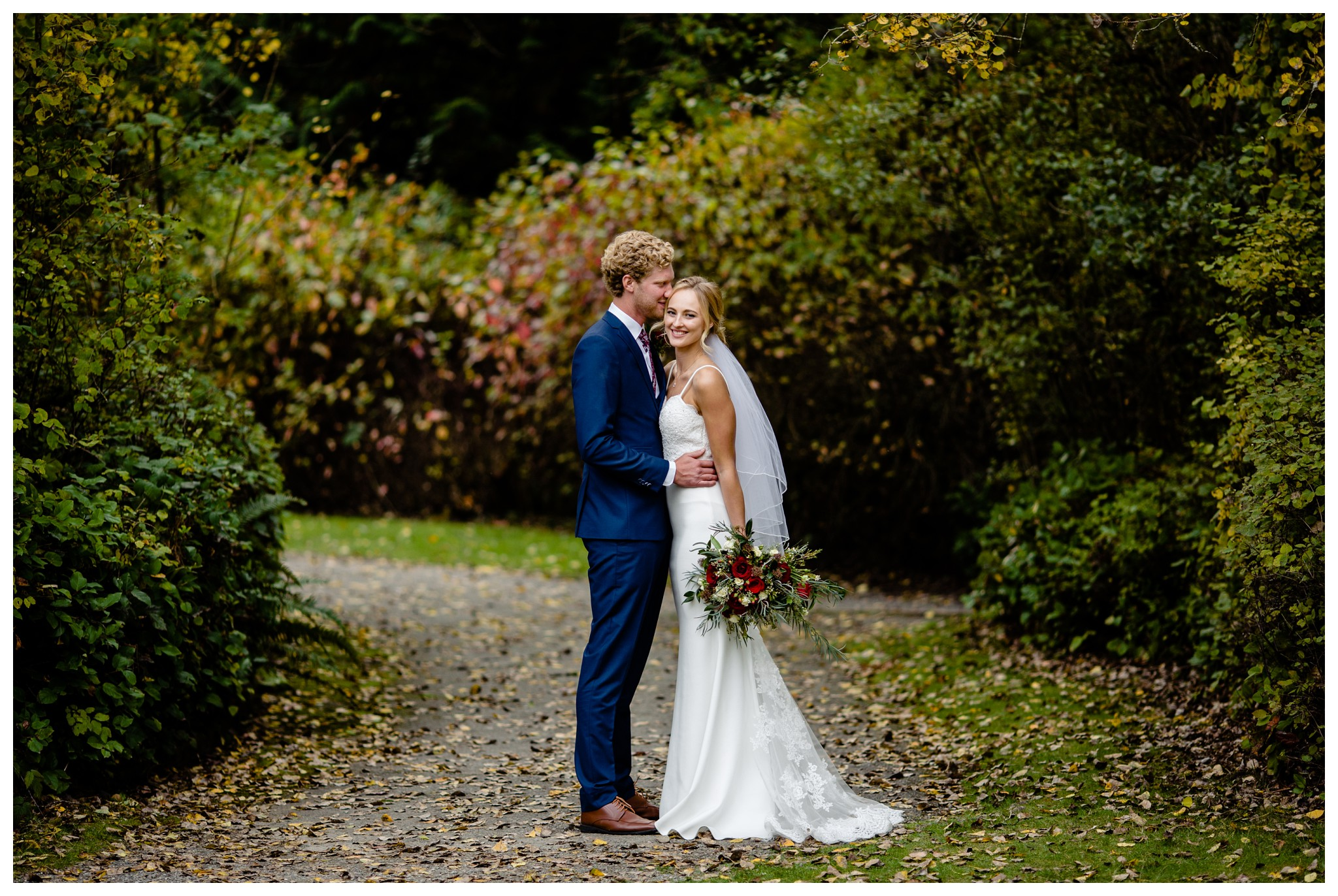 Campbell Valley Park Wedding Photographer Canadian Reformed Church Willoughby Heights Christian Fall Burgundy Navy Roses Wedding_0049.jpg