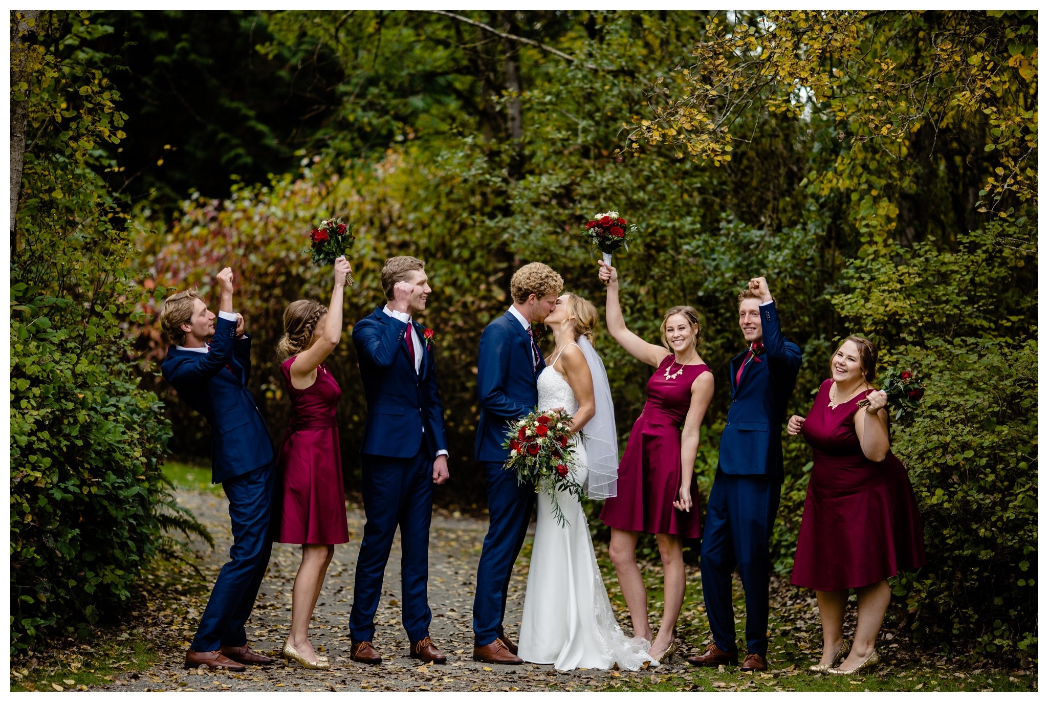 Campbell Valley Park Wedding Photographer Canadian Reformed Church Willoughby Heights Christian Fall Burgundy Navy Roses Wedding_0052.jpg