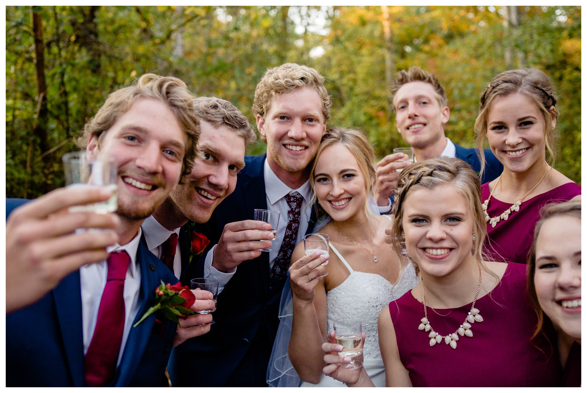 Campbell Valley Park Wedding Photographer Canadian Reformed Church Willoughby Heights Christian Fall Burgundy Navy Roses Wedding_0090.jpg