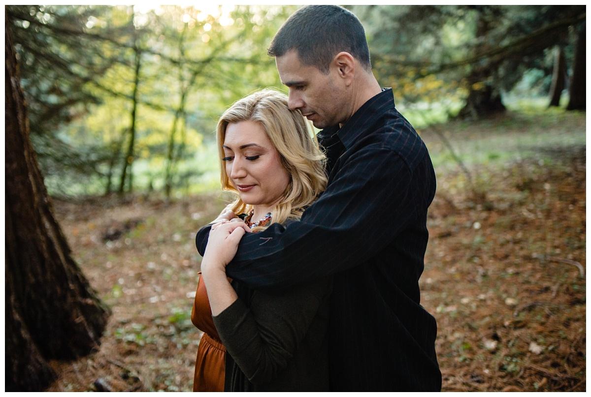Redwood Park Surrey Engagement Photographer Couples Fall Evening_0001.jpg