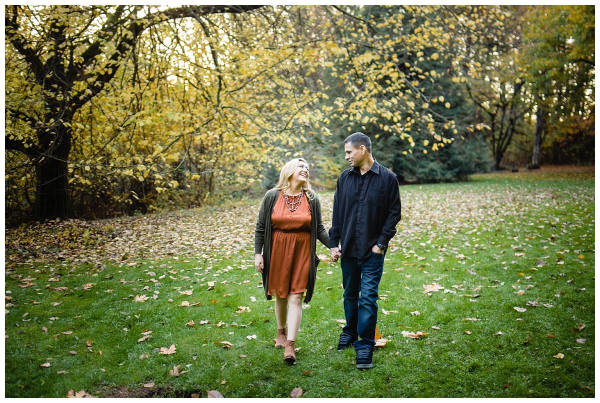 Redwood Park Surrey Engagement Photographer Couples Fall Evening_0005.jpg