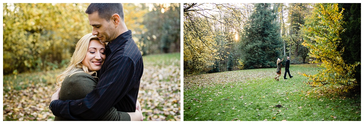 Redwood Park Surrey Engagement Photographer Couples Fall Evening_0008.jpg