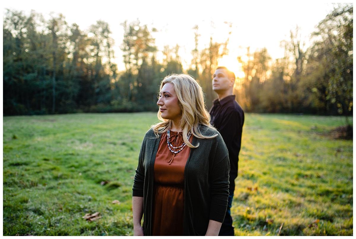 Redwood Park Surrey Engagement Photographer Couples Fall Evening_0012.jpg