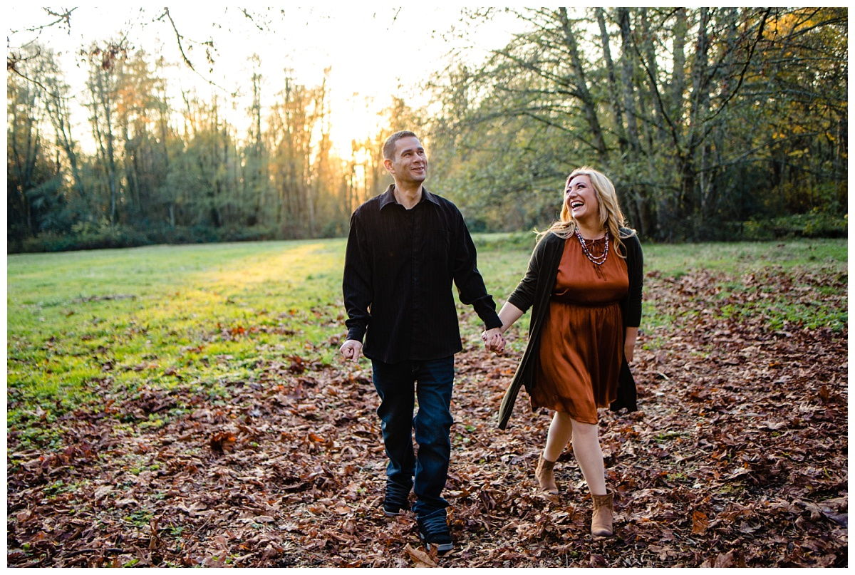 Redwood Park Surrey Engagement Photographer Couples Fall Evening_0011.jpg