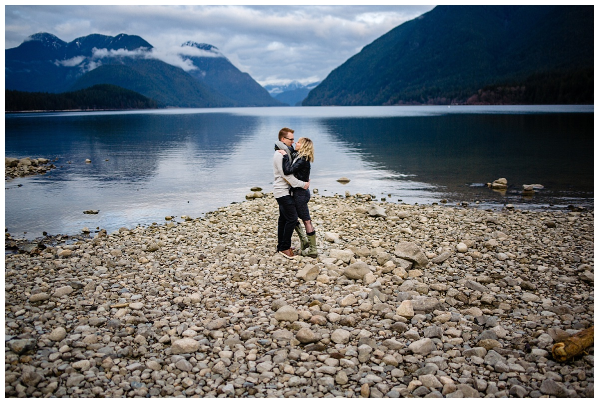 Alouette Lake Spirea Forest Engagement Photo Session Green Forest Woods Rich Colours Candid Happy Love Maple Ridge photographer_0016.jpg