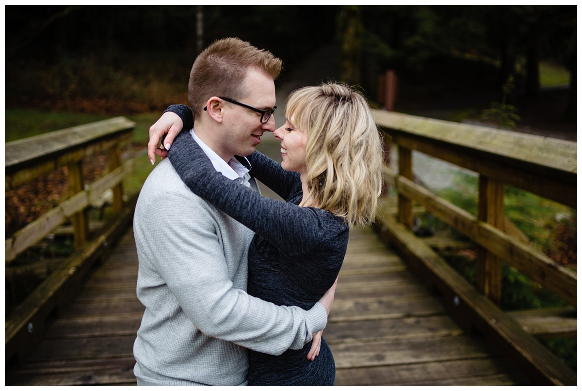 Alouette Lake Spirea Forest Engagement Photo Session Green Forest Woods Rich Colours Candid Happy Love Maple Ridge photographer_0026.jpg