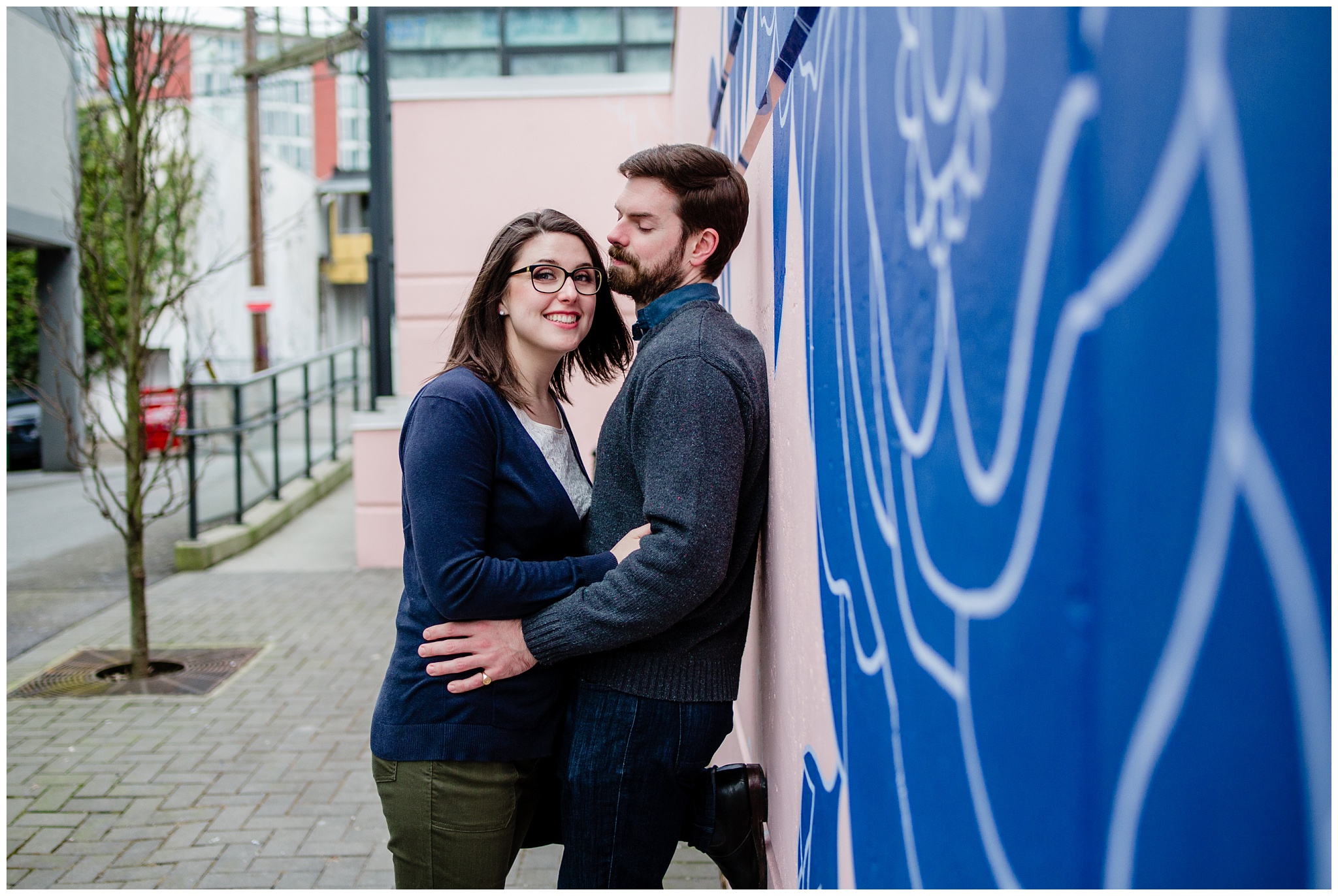 Olympic Village Mural Walk Engagement Urban Fun Casual Photography Mimsical Photography 2019_0003.jpg