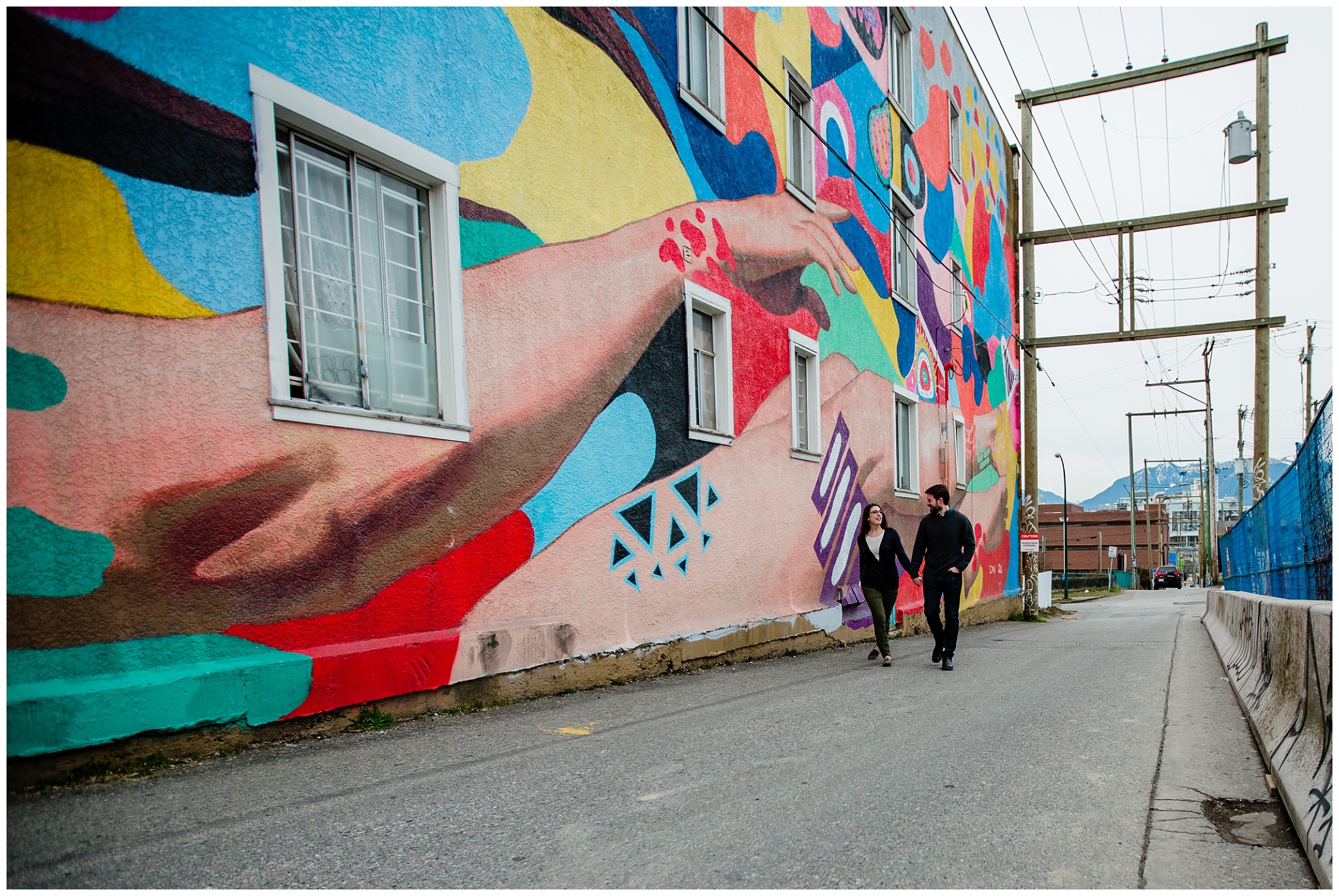 Olympic Village Mural Walk Engagement Urban Fun Casual Photography Mimsical Photography 2019_0006.jpg