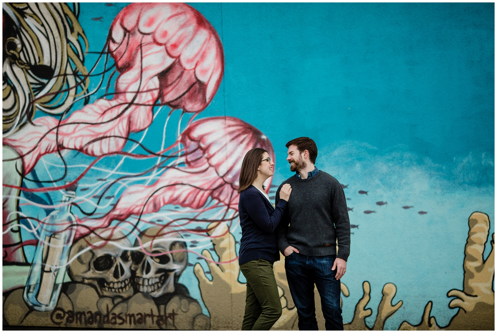 Olympic Village Mural Walk Engagement Urban Fun Casual Photography Mimsical Photography 2019_0014.jpg