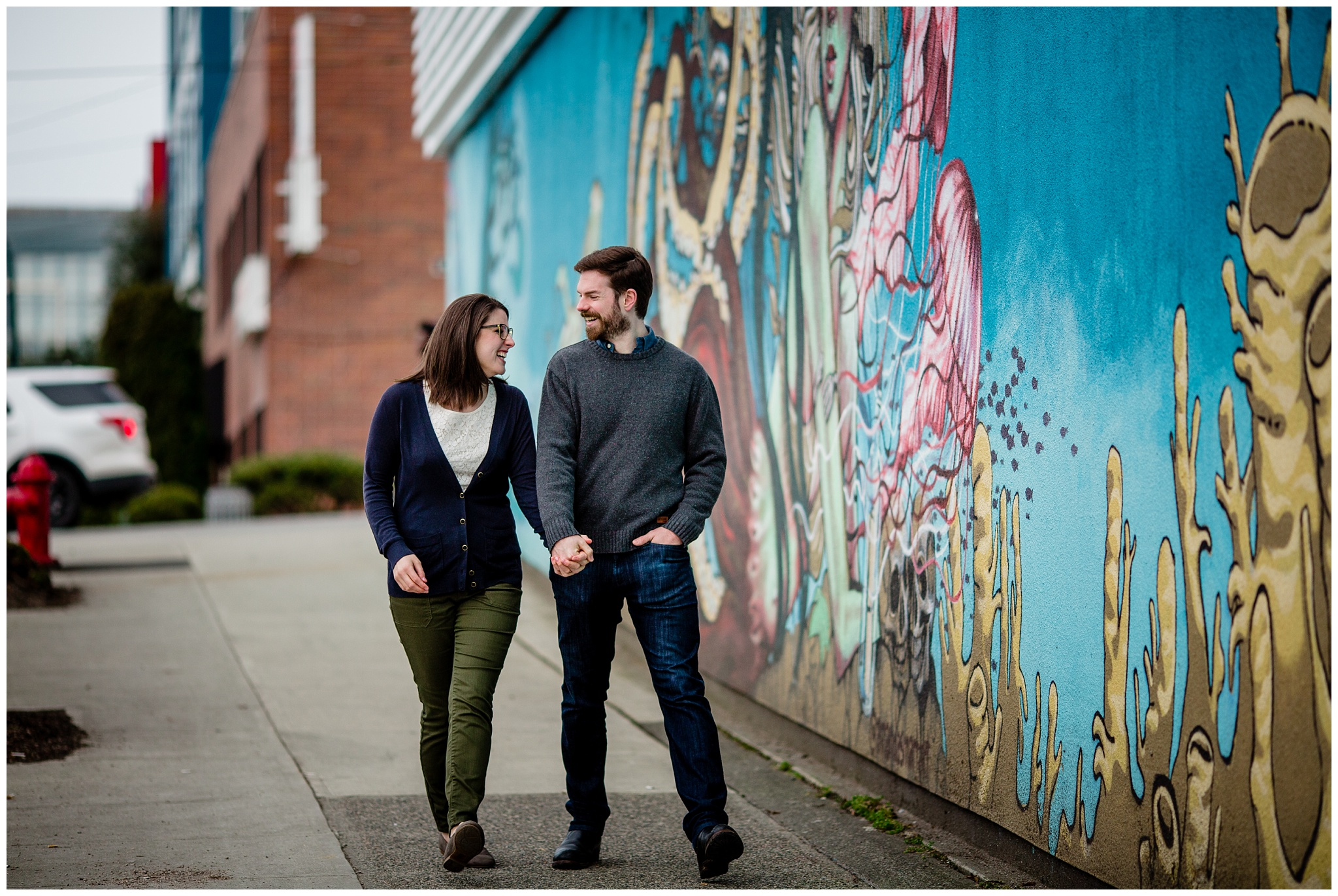 Olympic Village Mural Walk Engagement Urban Fun Casual Photography Mimsical Photography 2019_0015.jpg