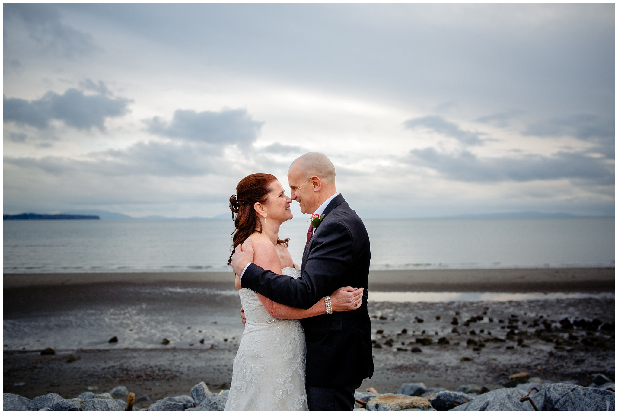 White Rock Intimate Wedding 5 Star Catering Venue Surrey BC Middle Aged Couple_0010.jpg