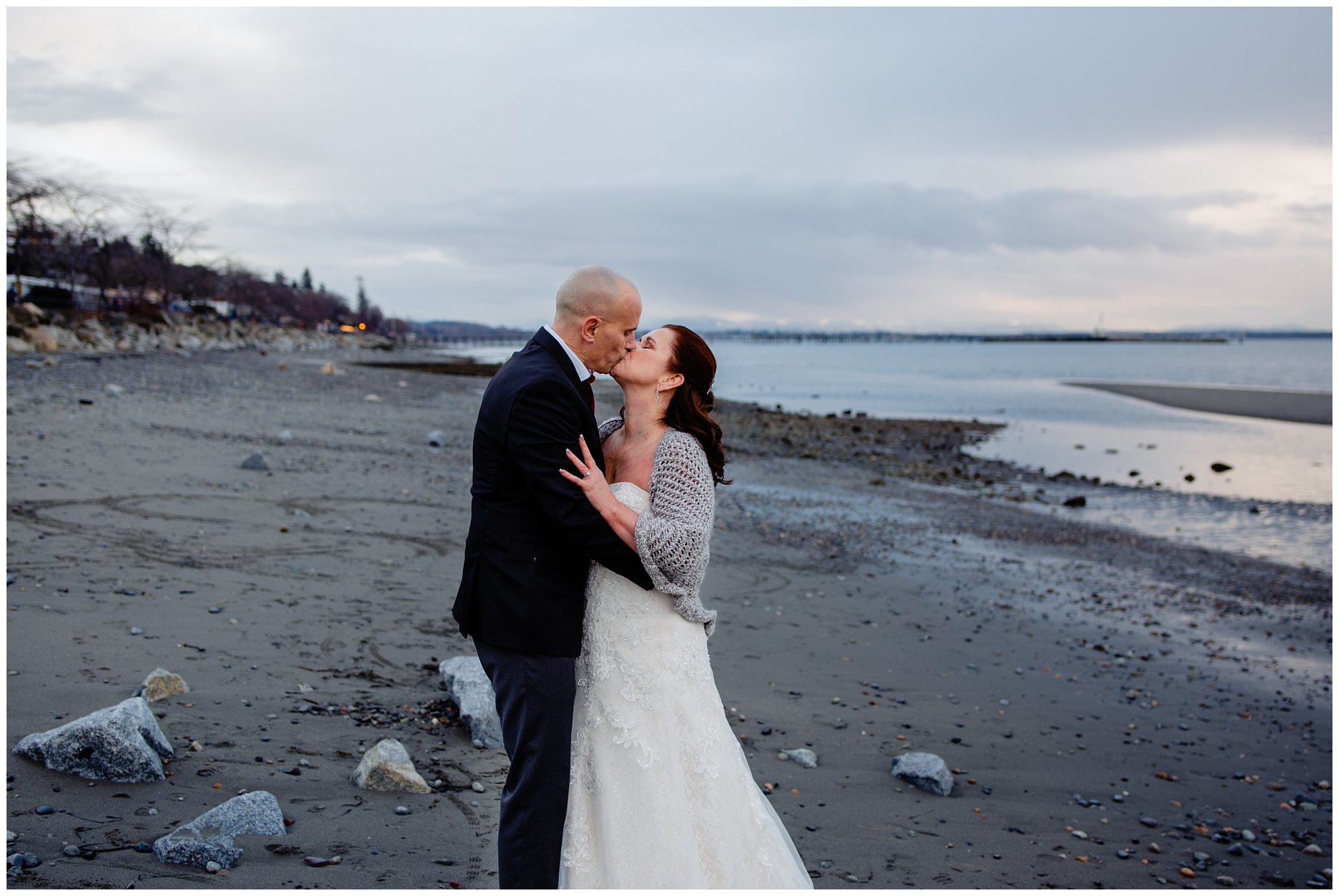 White Rock Intimate Wedding 5 Star Catering Venue Surrey BC Middle Aged Couple_0014.jpg