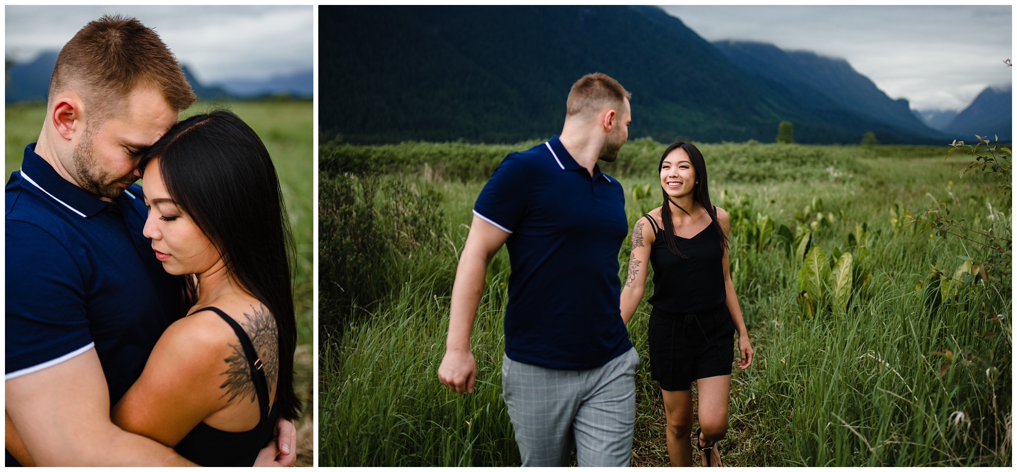 Pitt Lake Engagement Photos Maple Ridge Candid Fun Romantic Couples Photography_0002.jpg