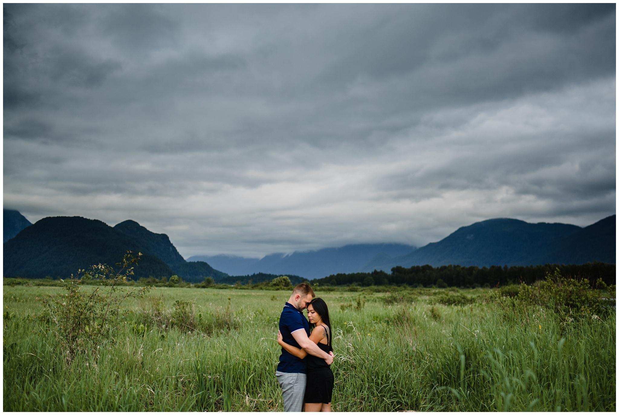 Pitt Lake Engagement Photos Maple Ridge Candid Fun Romantic Couples Photography_0001.jpg