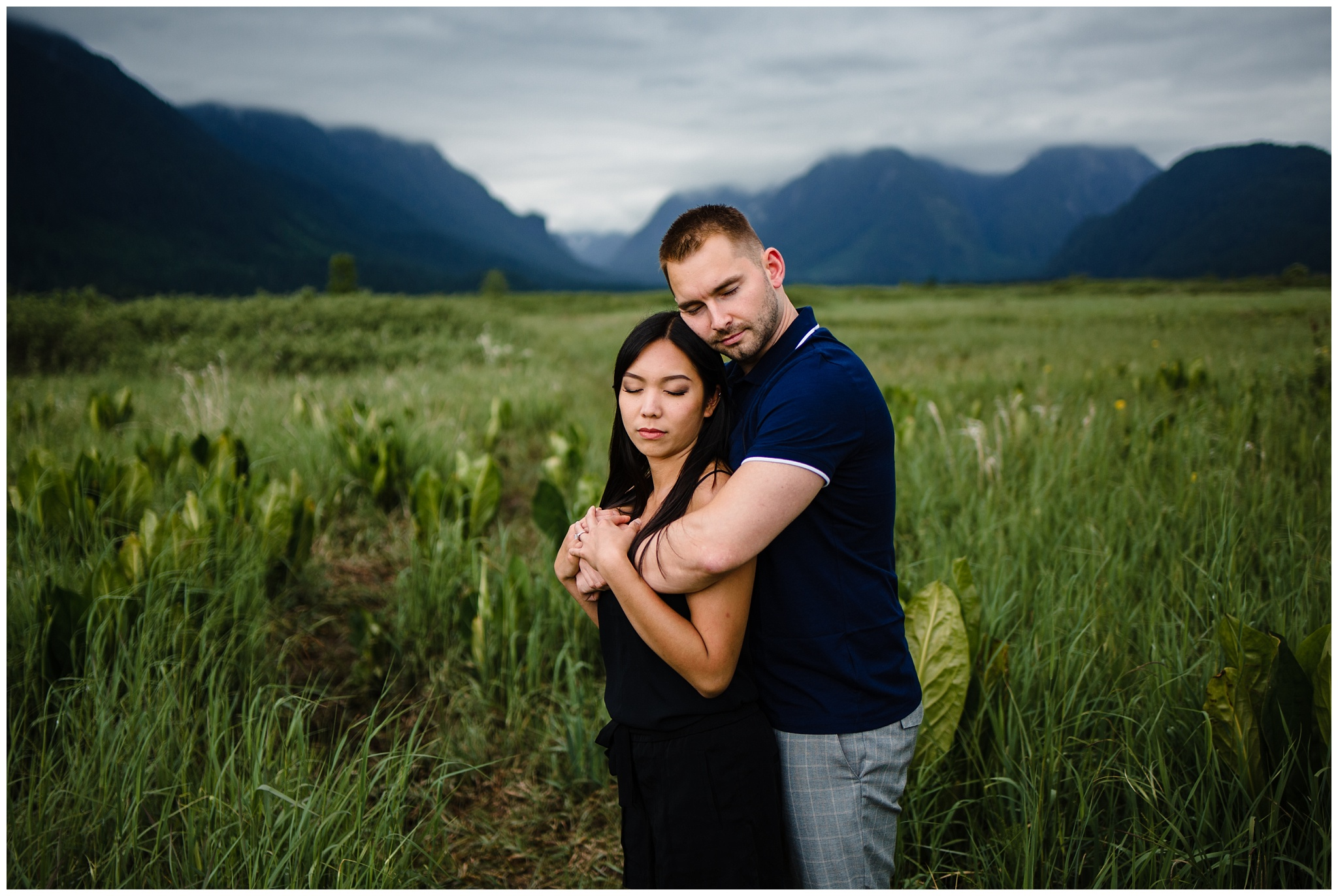 Pitt Lake Engagement Photos Maple Ridge Candid Fun Romantic Couples Photography_0003.jpg