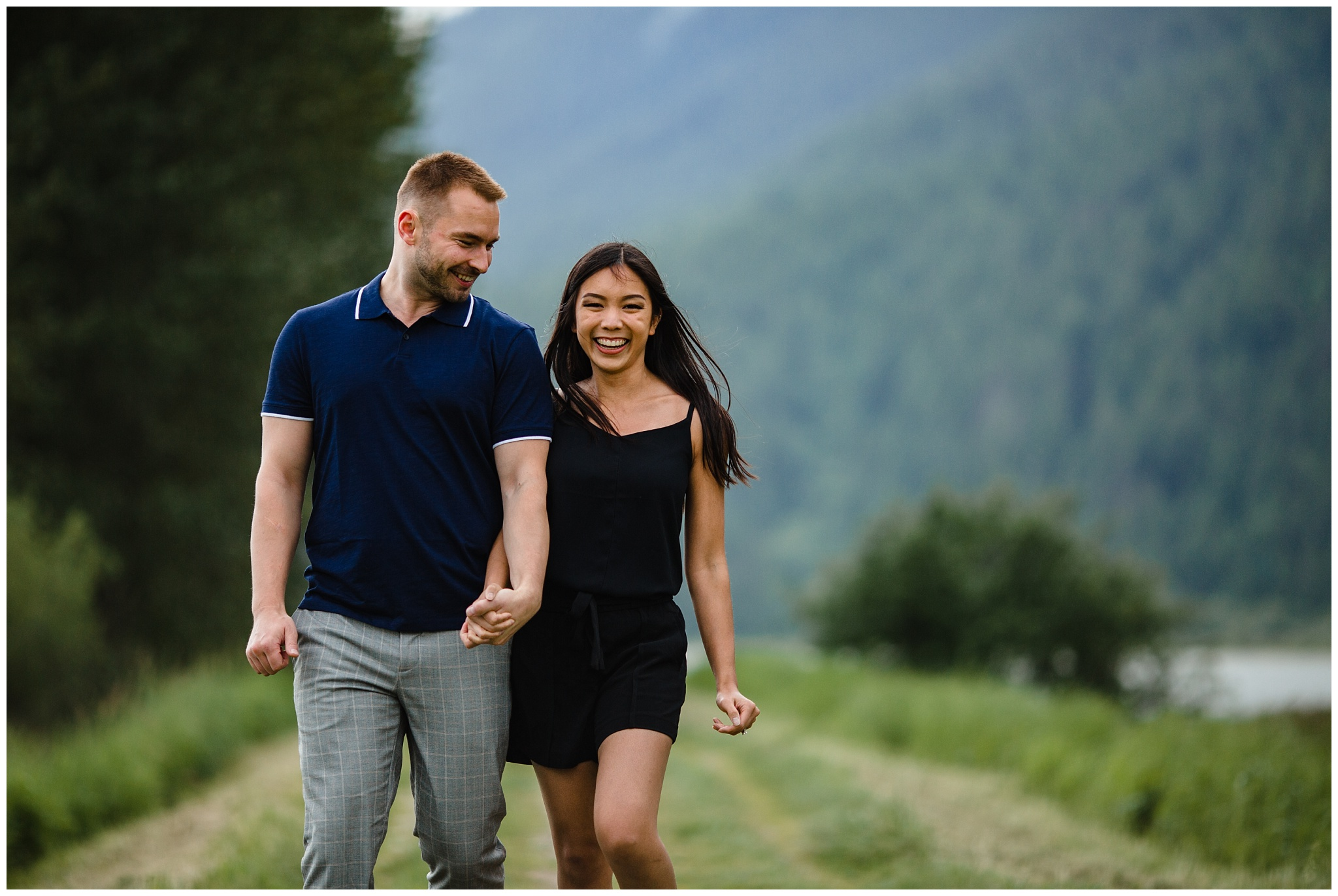 Pitt Lake Engagement Photos Maple Ridge Candid Fun Romantic Couples Photography_0006.jpg