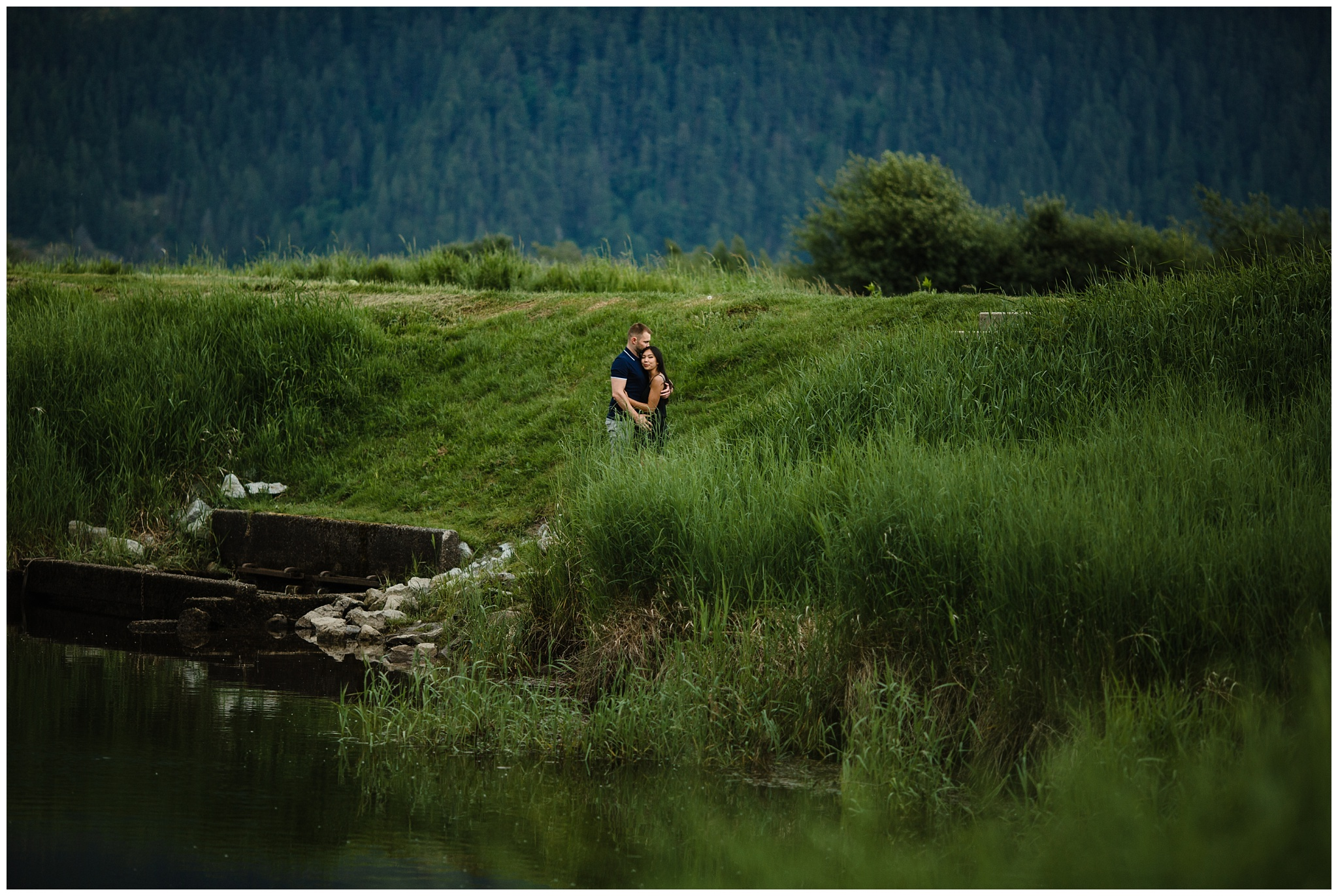 Pitt Lake Engagement Photos Maple Ridge Candid Fun Romantic Couples Photography_0009.jpg