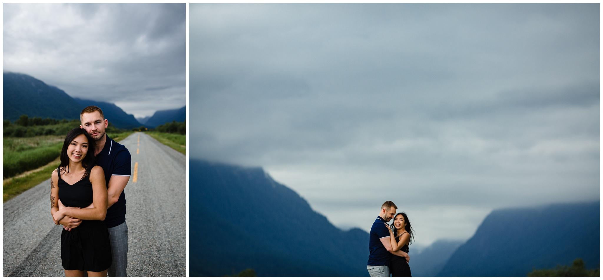 Pitt Lake Engagement Photos Maple Ridge Candid Fun Romantic Couples Photography_0017.jpg