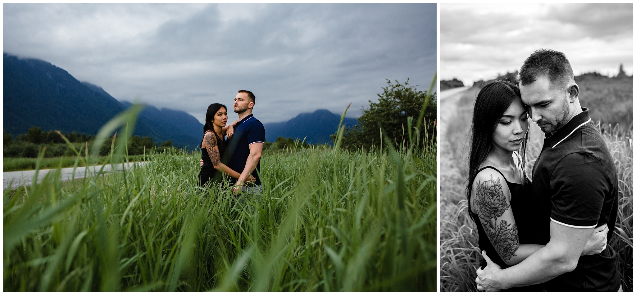 Pitt Lake Engagement Photos Maple Ridge Candid Fun Romantic Couples Photography_0021.jpg
