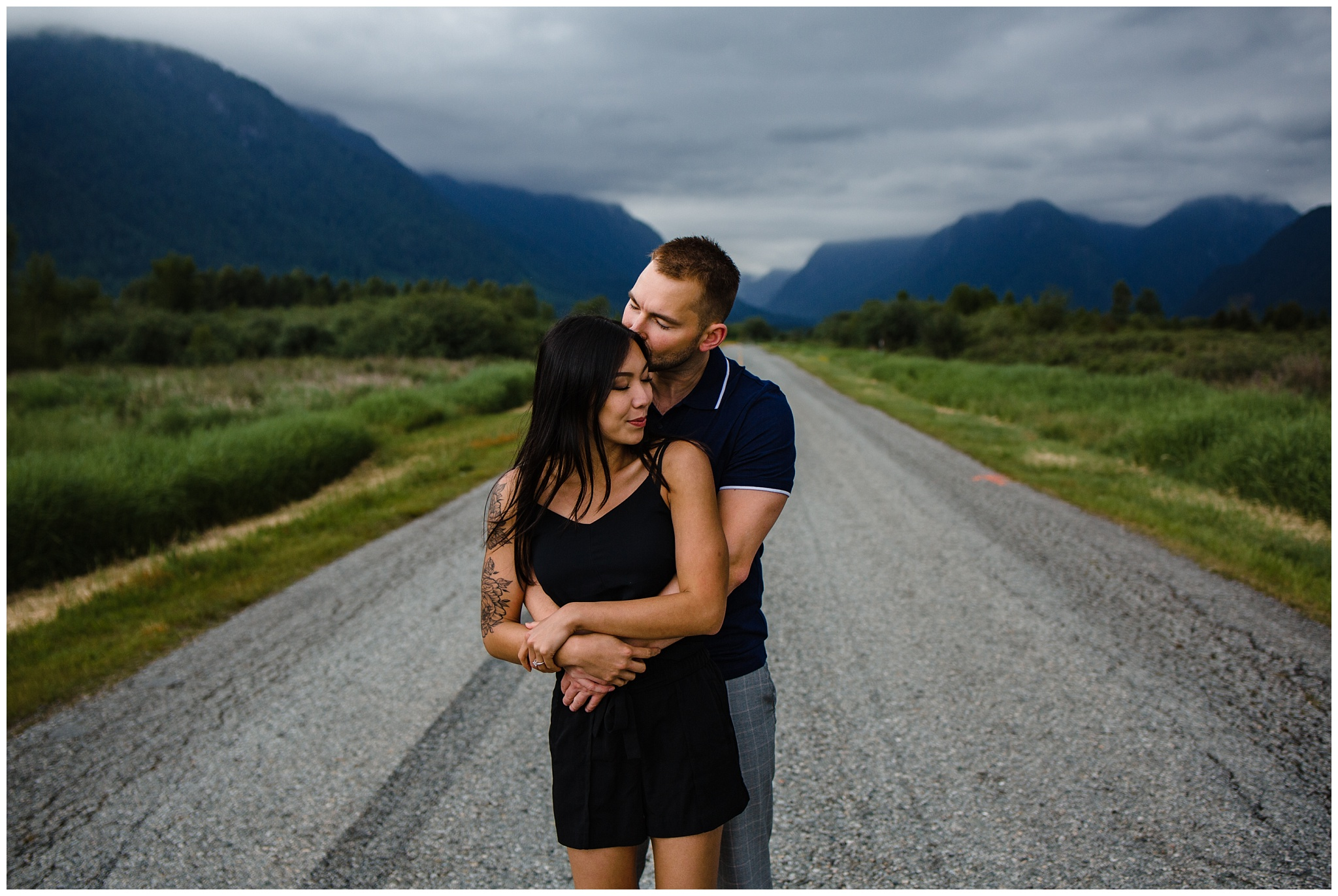 Pitt Lake Engagement Photos Maple Ridge Candid Fun Romantic Couples Photography_0023.jpg