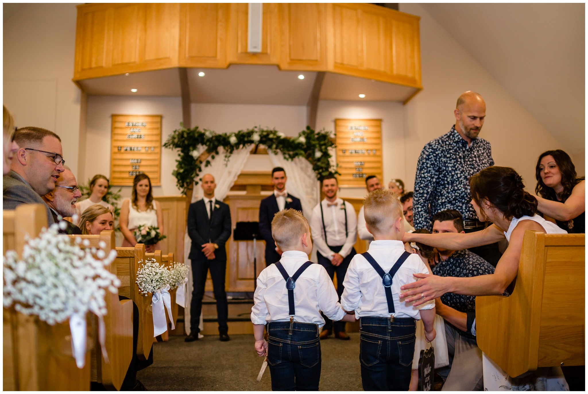Cloverdale Canadian Reformed Church Wedding Sendall Garden Bride Groom Portraits Christian Couples Best Photographer in Langley Surrey British Columbia_0015.jpg