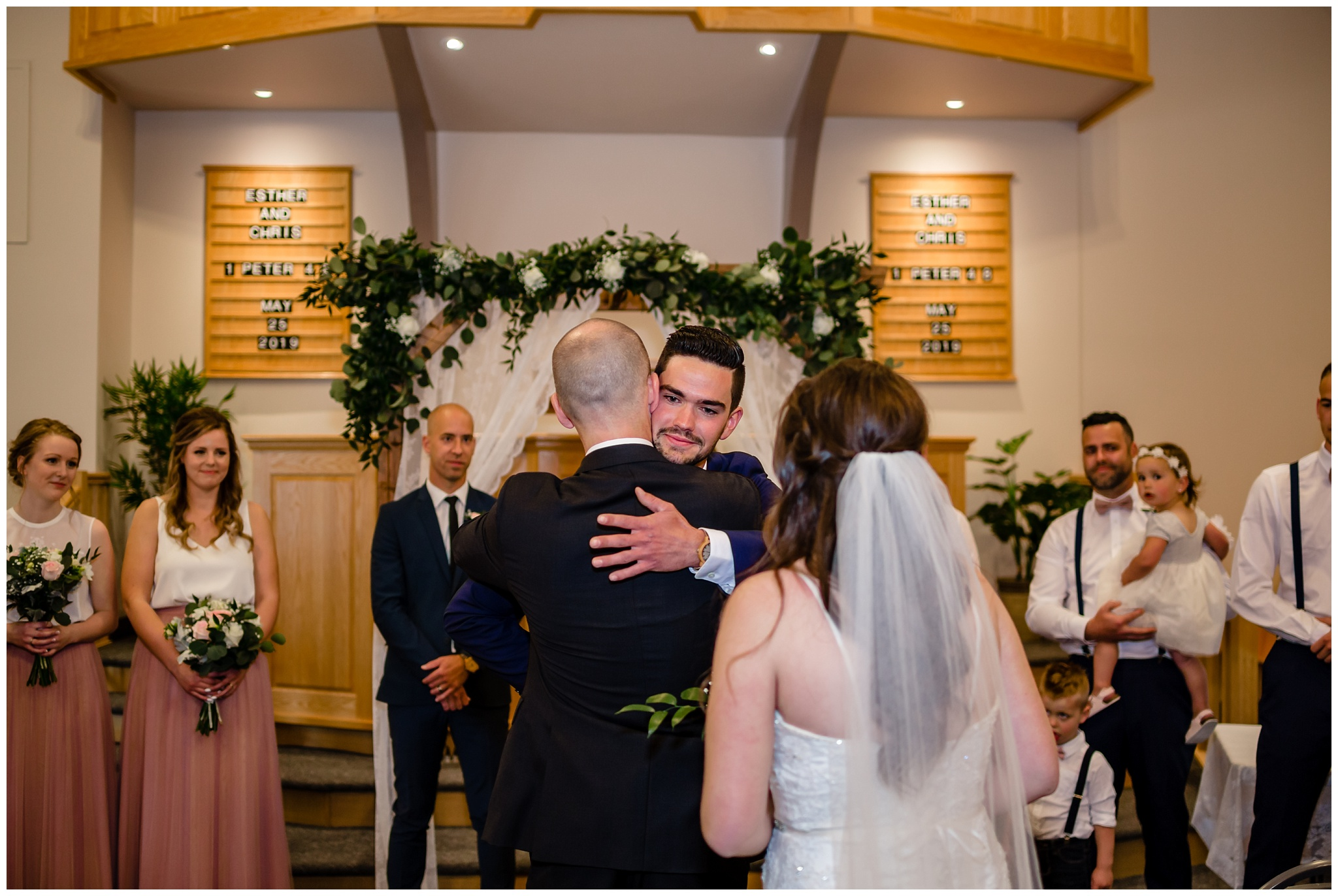 Cloverdale Canadian Reformed Church Wedding Sendall Garden Bride Groom Portraits Christian Couples Best Photographer in Langley Surrey British Columbia_0018.jpg